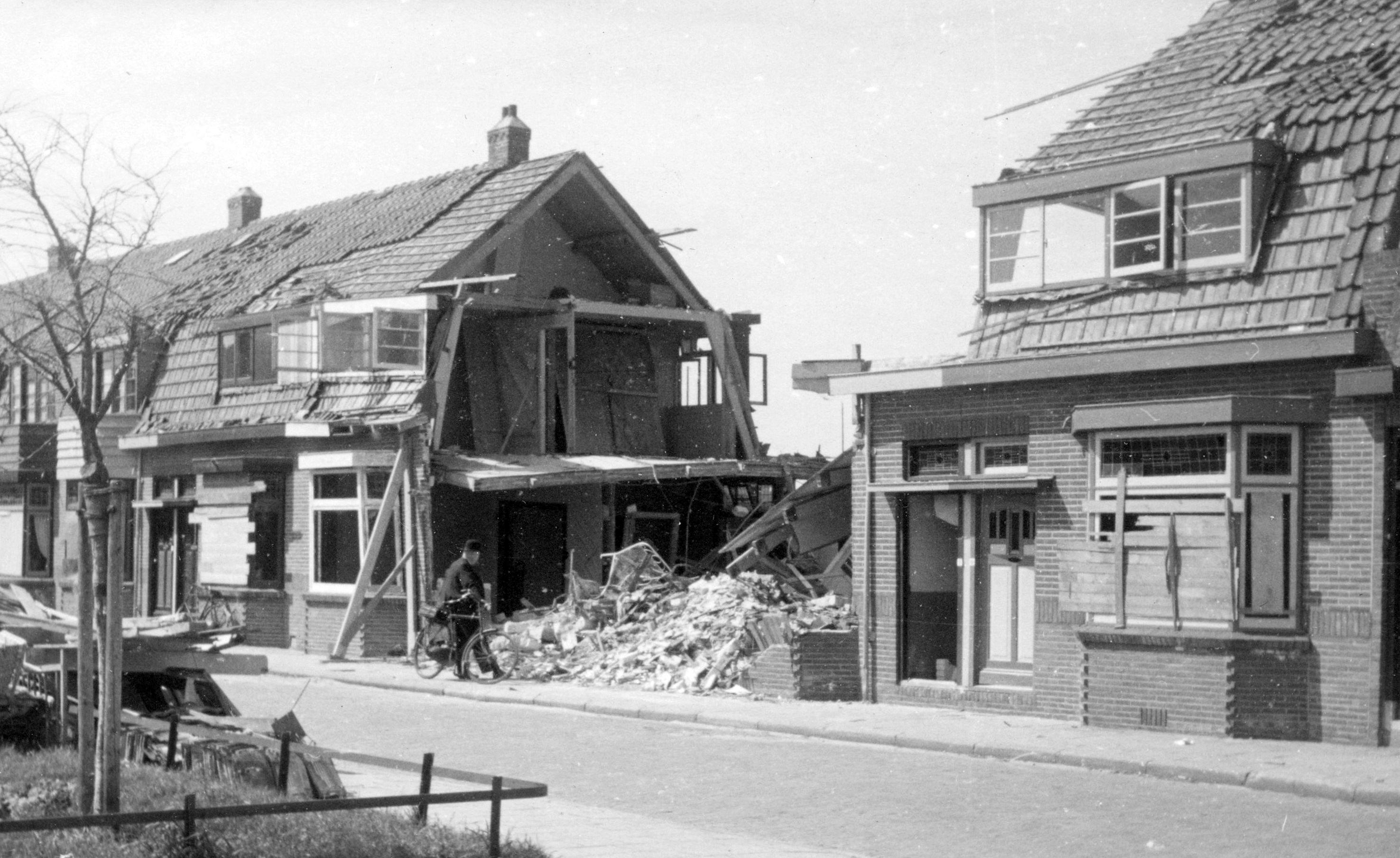 Gezamenlijk gebed herdenkt 'Grote Bombardement' op Den Helder, tachtig jaar geleden