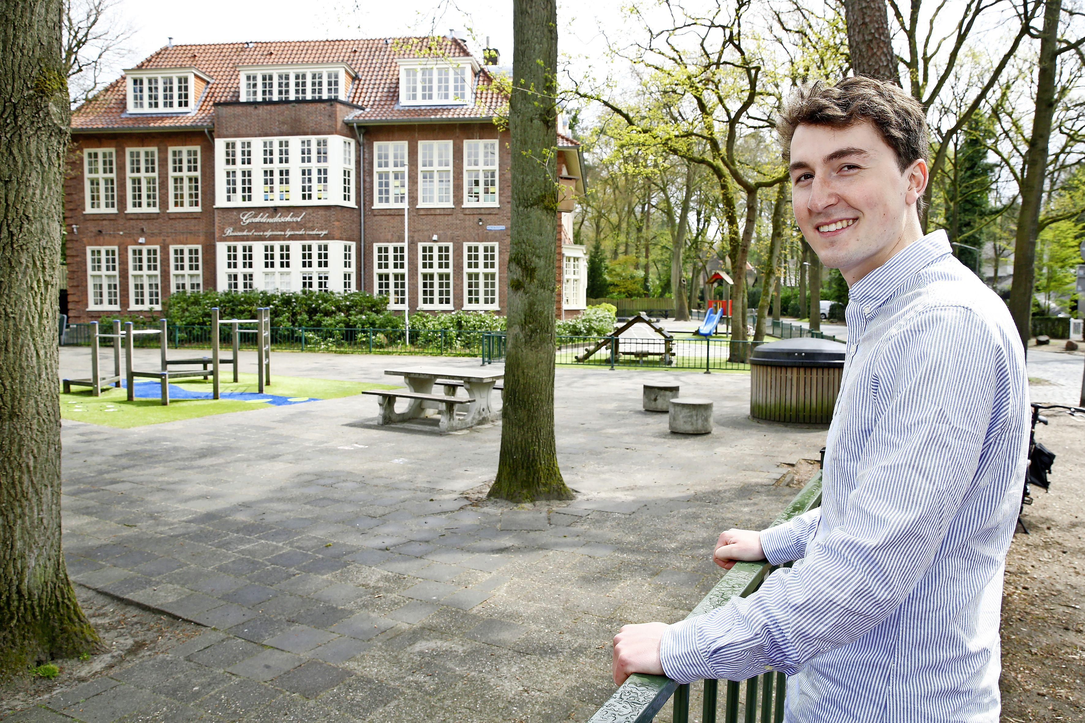 Student wil oorlog een gezicht geven: 'Hilversum kent een bijzondere maar helaas relatief onbekende oorlogsgeschiedenis die ik nu wil doorvertellen'