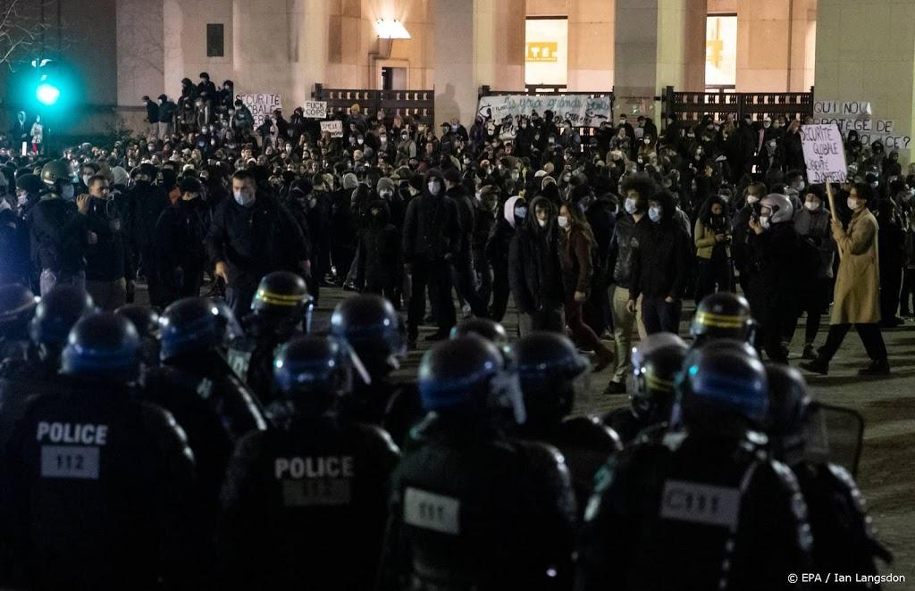 Duizenden demonstreren in Frankrijk tegen nieuwe veiligheidswet