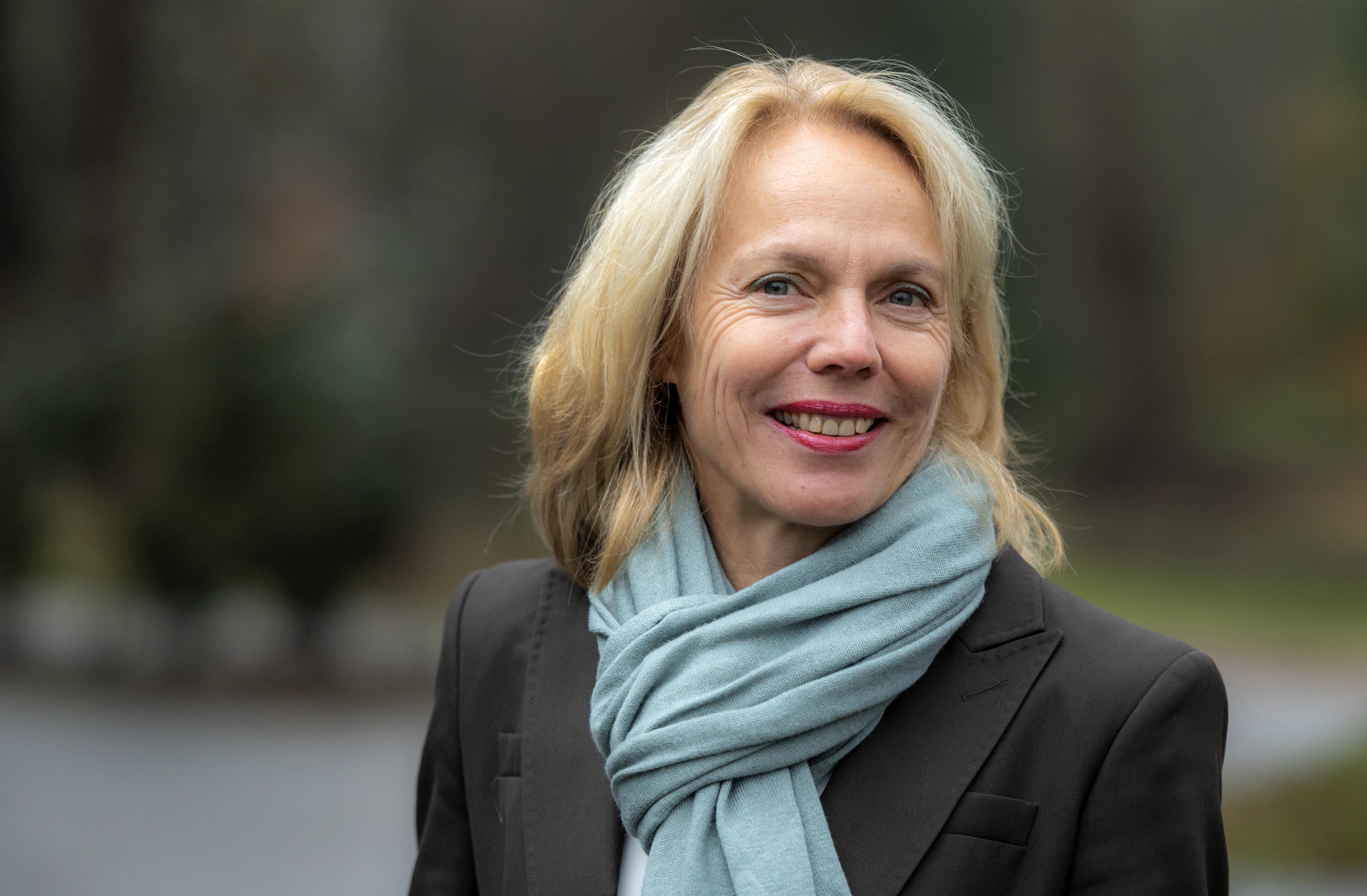 Desiree Sollewijn Gelpke, nieuwe bestuurder Hartekamp Groep: 'Ik merk dat personeel moe wordt en behoefte heeft aan waardering'