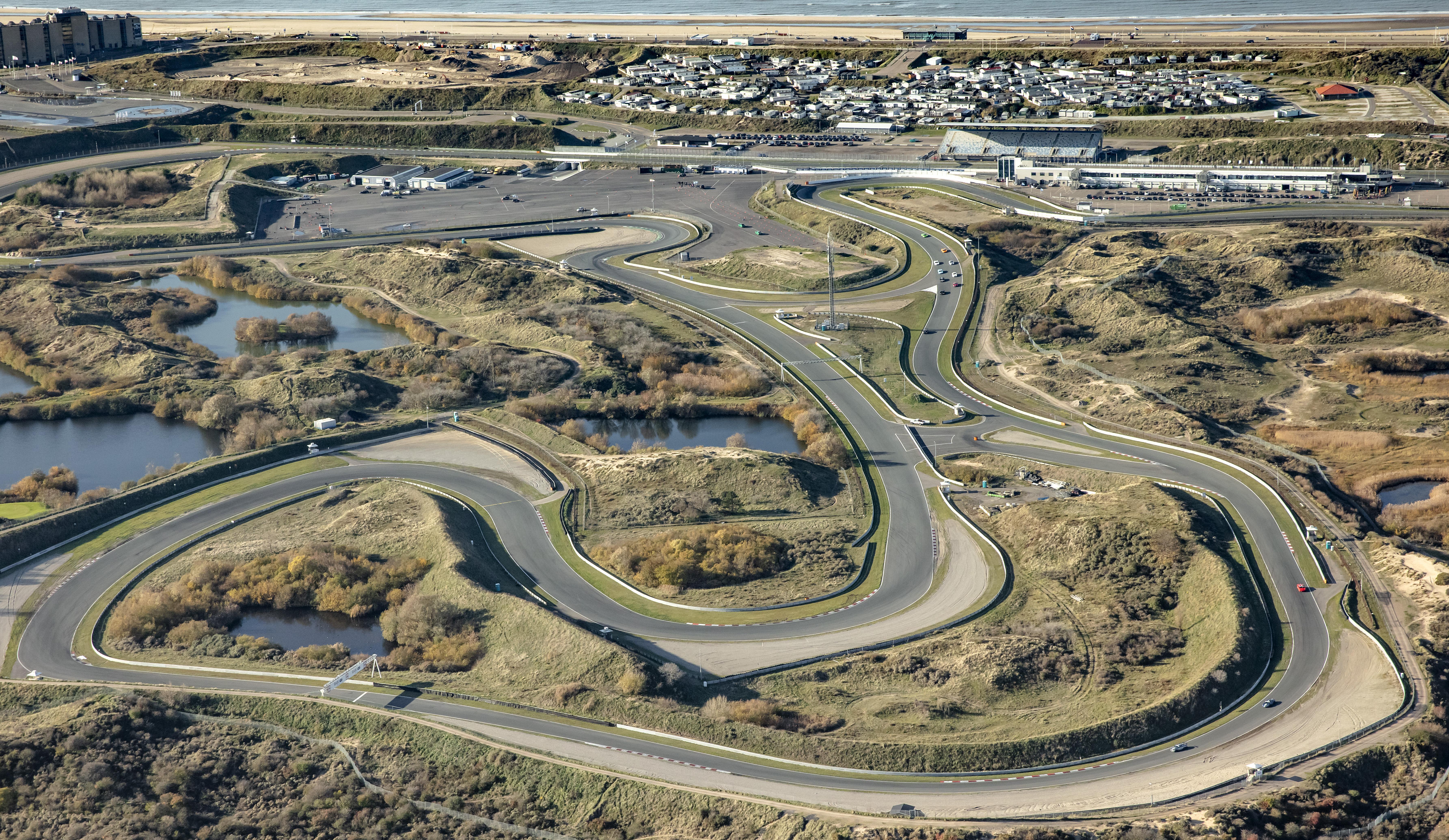 Circuit Zandvoort legt evenement voortijdig stil: Coronamaatregelen zijn niet te handhaven