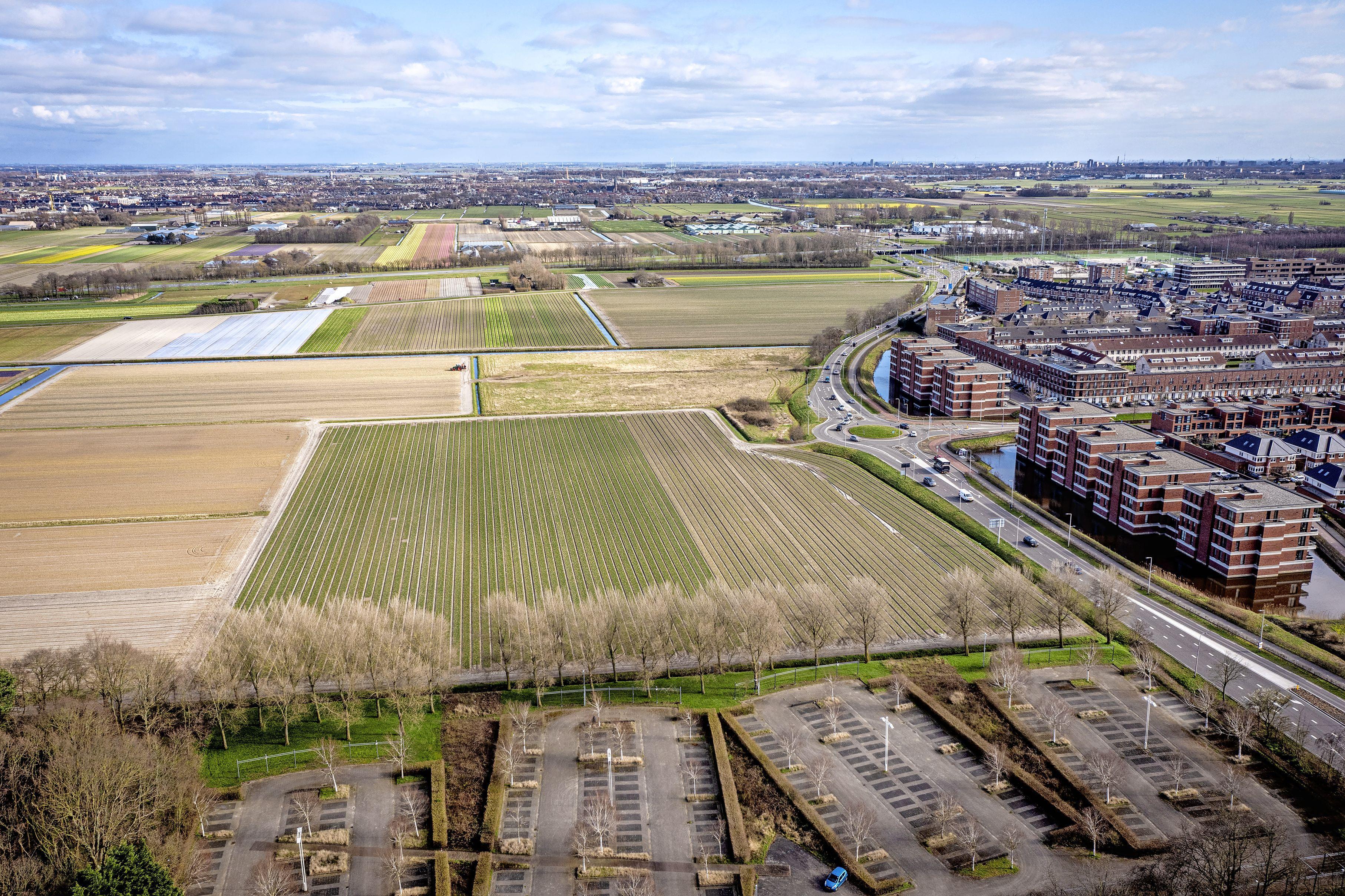 Bronsgeest ingericht als landgoed: gemeente Noordwijk presenteert eerste grove contouren voor nieuwe wijk