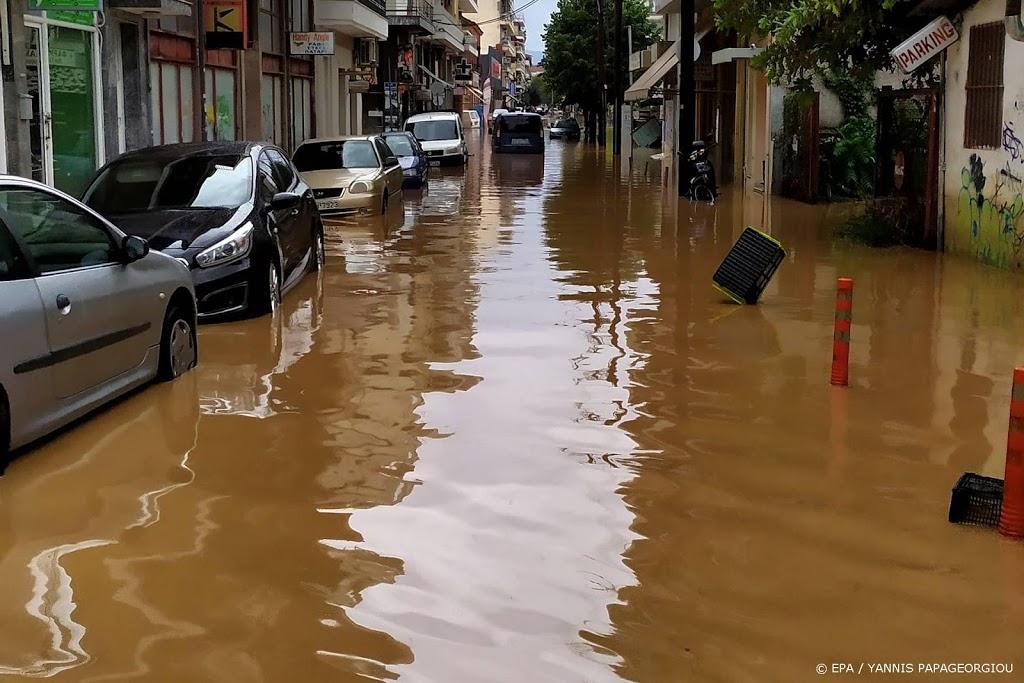Doden door orkaan Ianos in Griekenland