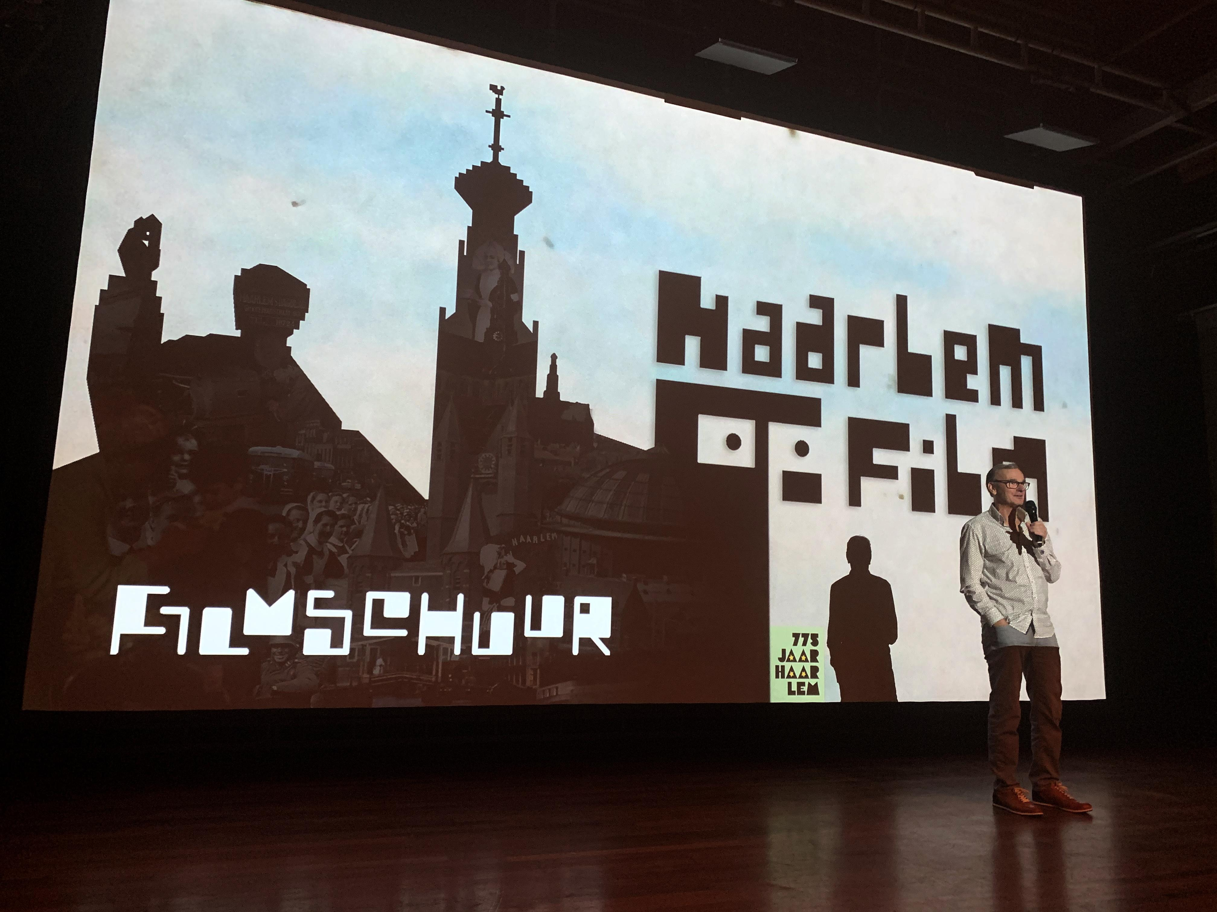 Haarlem op Film is soms confronterend, maar o zo herkenbaar