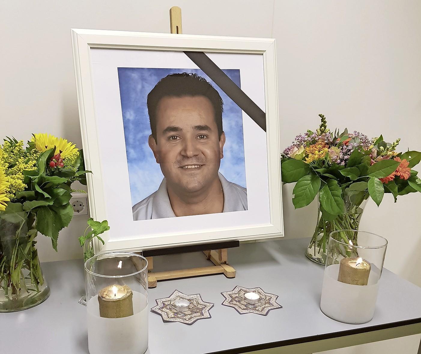 Vrijdag herdenkingsbijeenkomst overleden docent