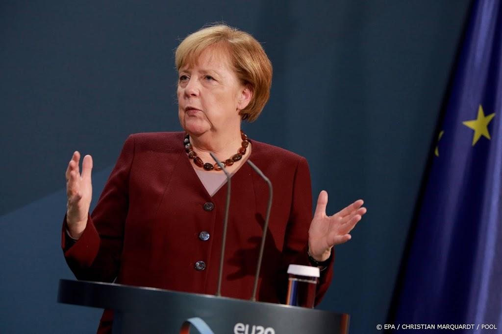 Duitsland wil coronabeperkingen verlengen tot kort voor Kerstmis