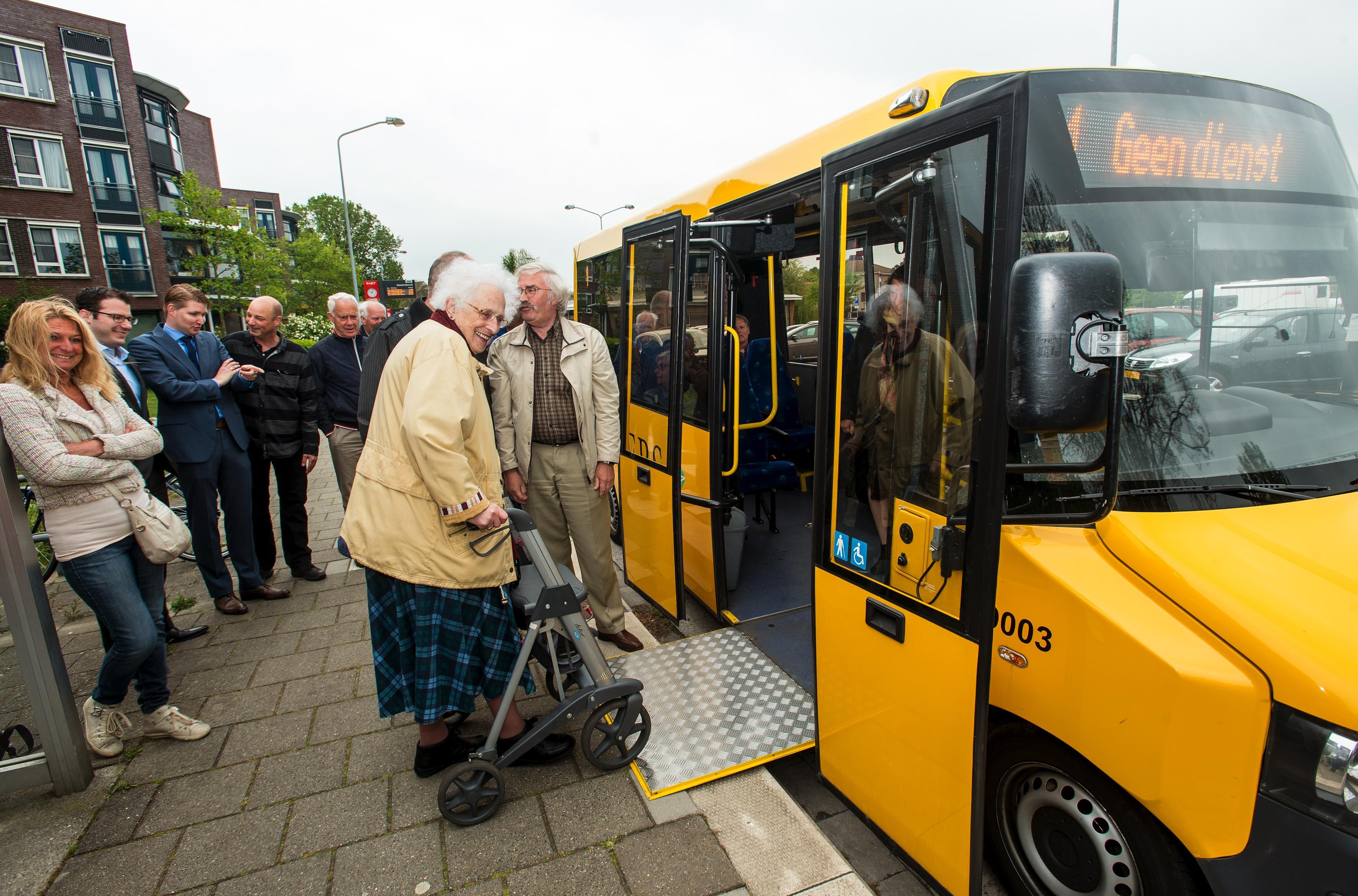 Buurtbussen Waterland, Beemster en Zeevang gaan maandag weer rijden