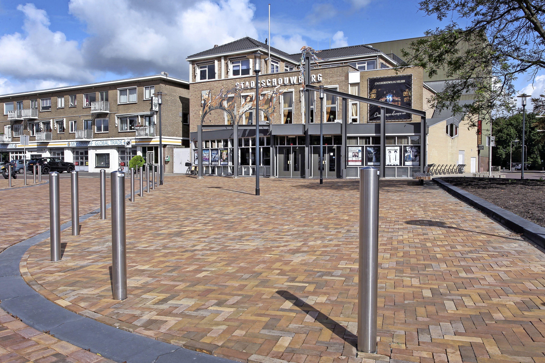 Stadsschouwburg Velsen staat niet meer onder verscherpt toezicht