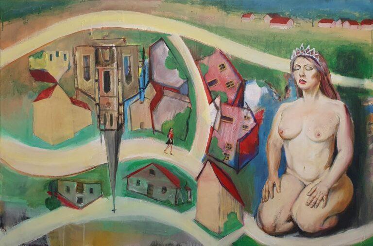 Kunst in de Kas heeft voorlopig geen expositie in Zwaag, wel op internet