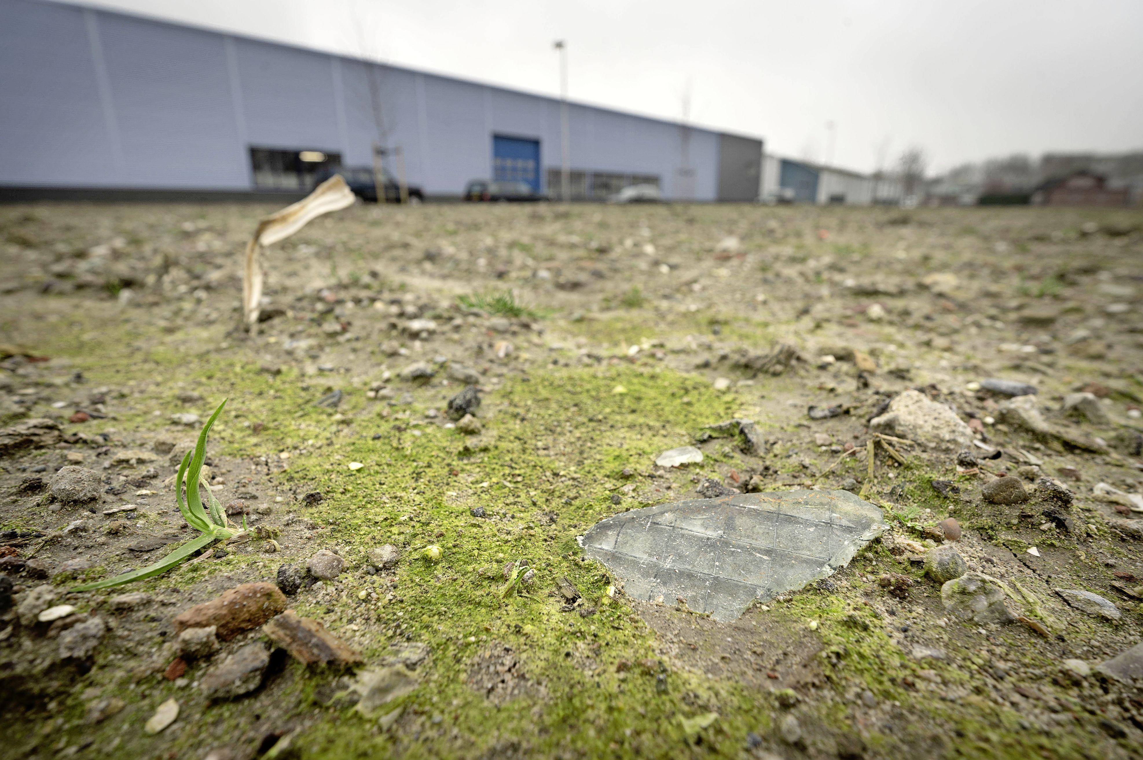 CDA bezorgd over vervuilde grond in nieuw Leiderdorps park Agthoven