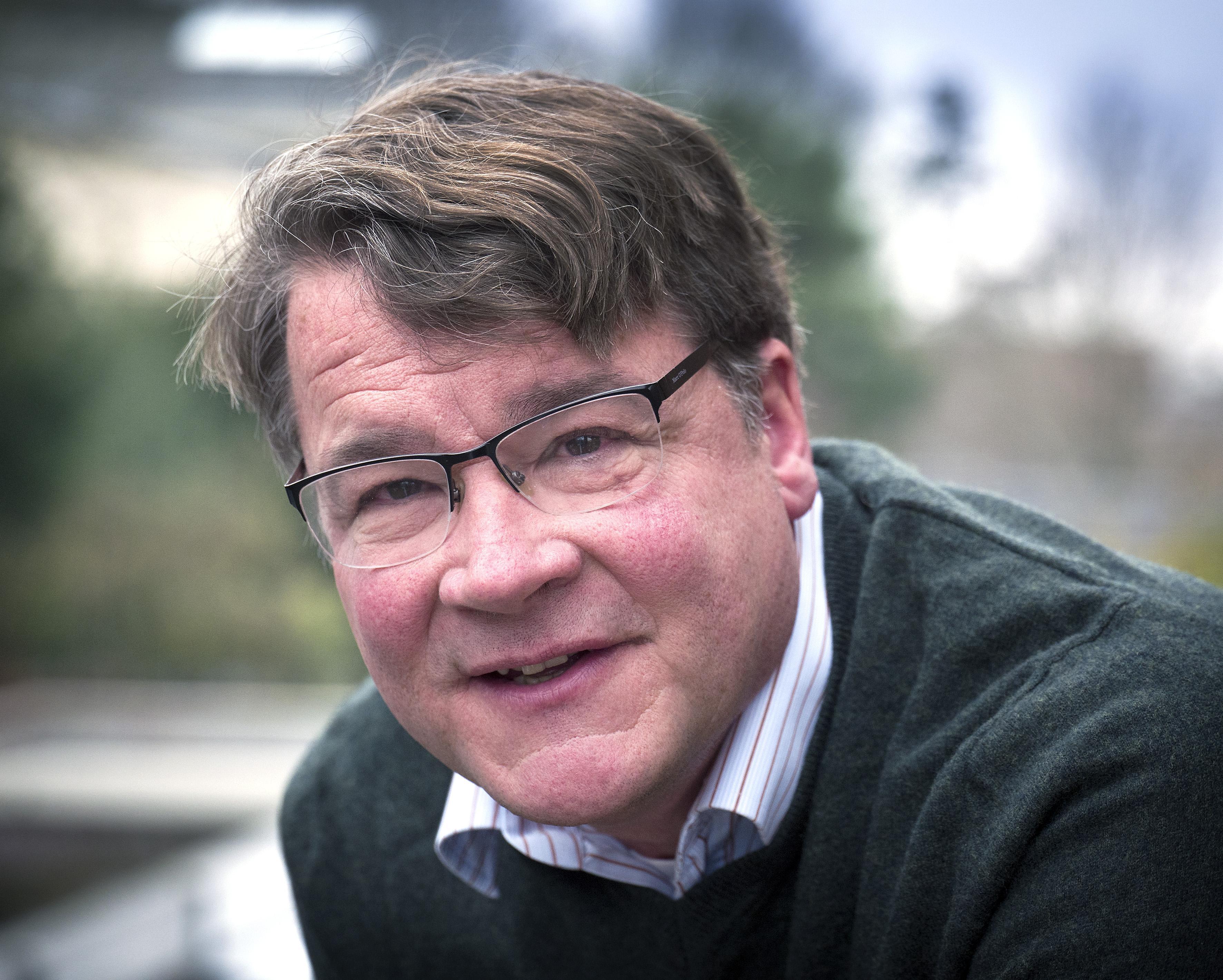 Huisarts Peter de Groof uit Haarlem: 'Ik kan een vitale zestiger de griepprik niet weigeren'
