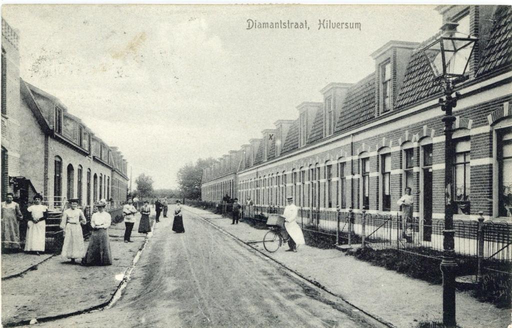 Verborgen historie: Hilversum was de tweede diamantstad van Nederland. 'Ik heb in die oude slijperij overal gezocht of ik ergens nog een diamantje kon vinden'