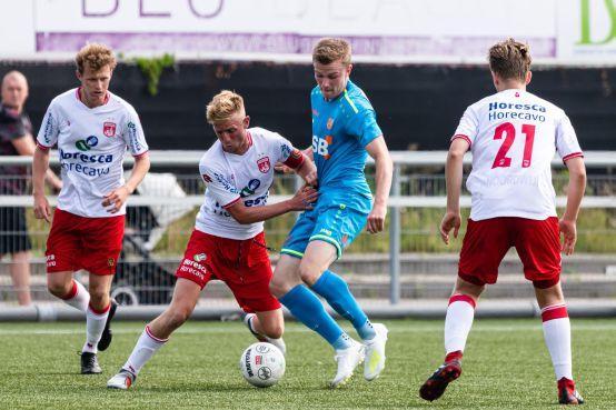 Voor FC Volendam loopt alles op rolletjes in de voorbereiding [video]