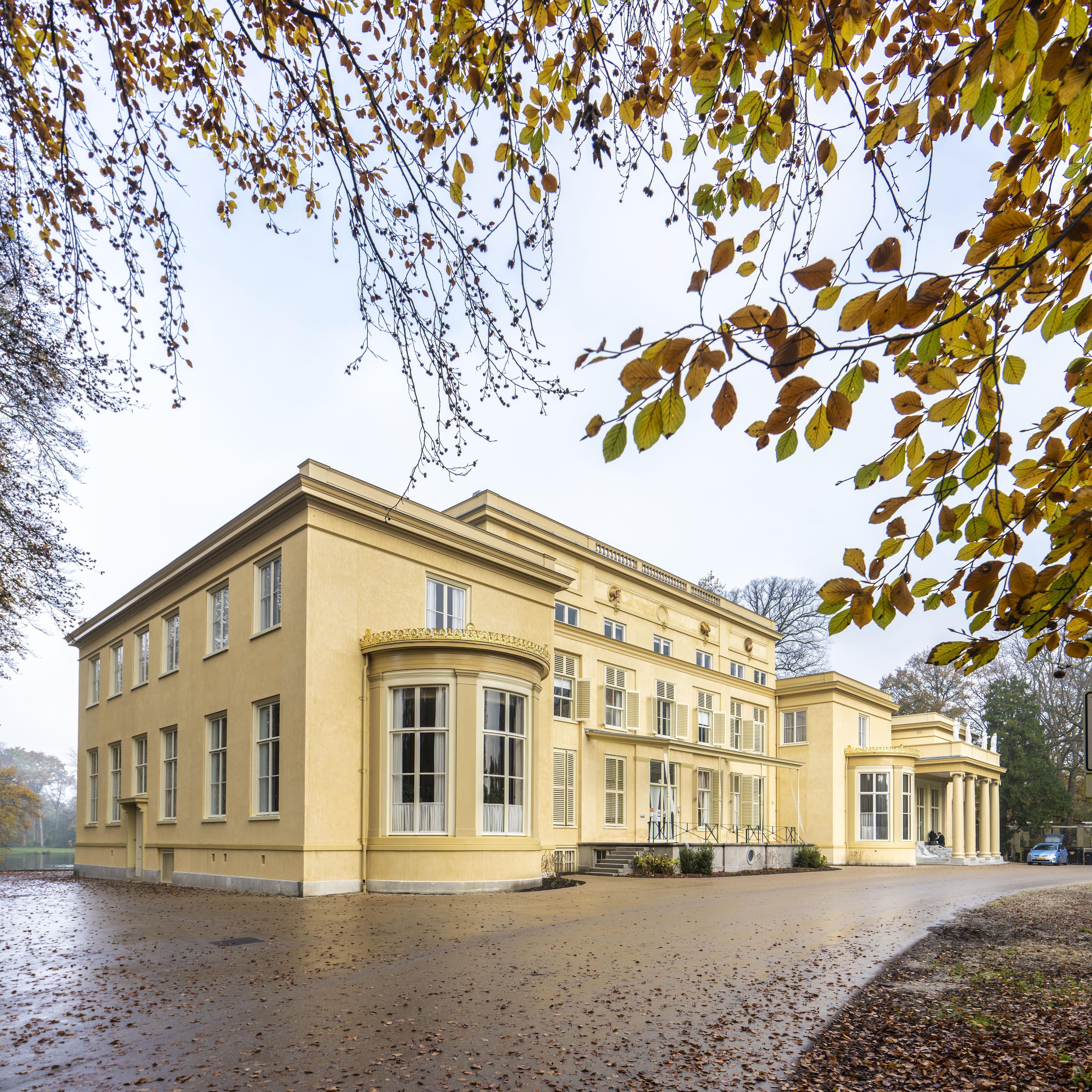 Restauratie Raadhuis de Paauw nu echt bijna klaar: 'Paauwfeest moet ergens volgend jaar wel mogelijk zijn'