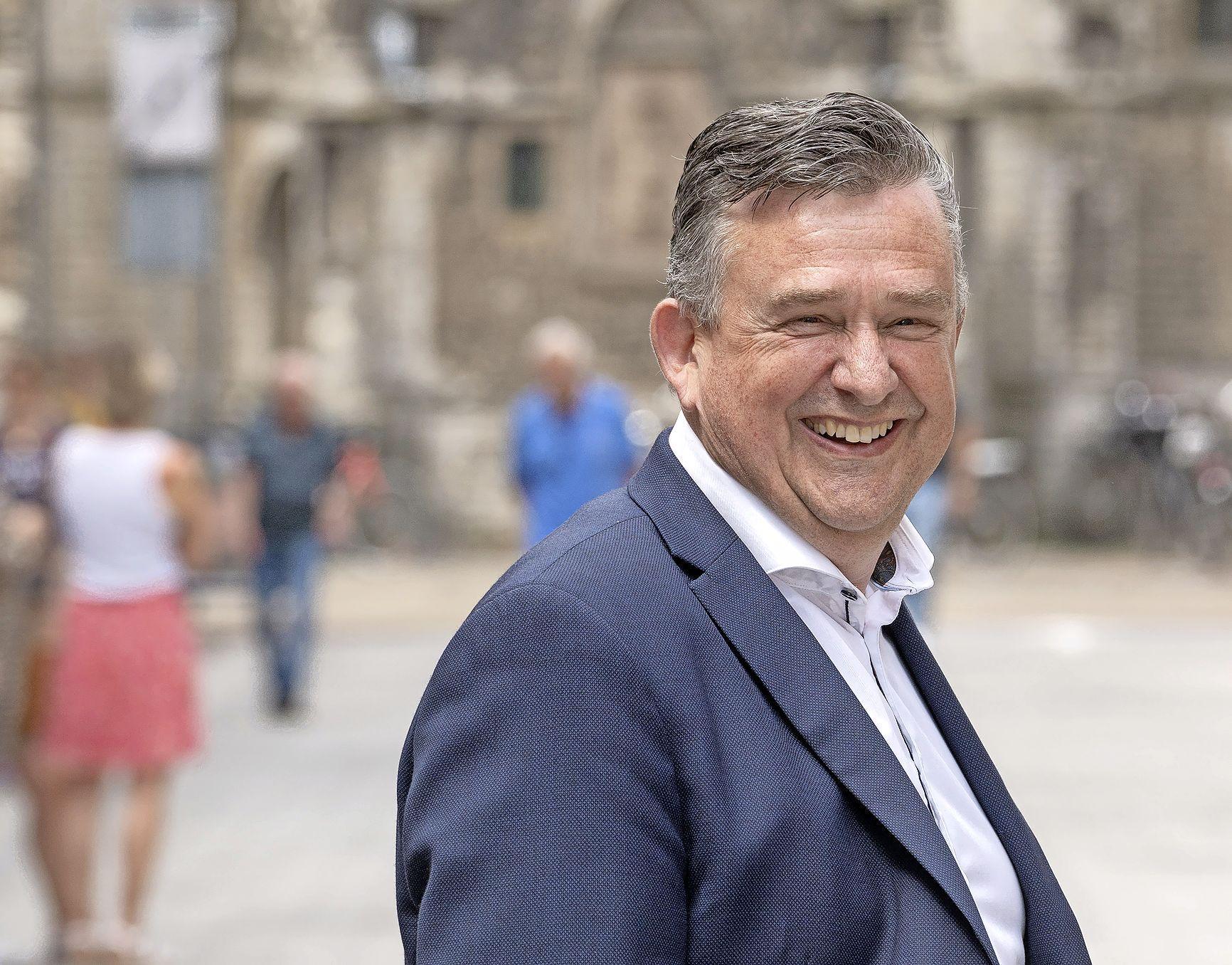 Emile Roemer vertrekt. 'Ik ben van Alkmaar gaan houden. Hier worden de dingen recht voor z'n raap gezegd. Ik mag dat wel'
