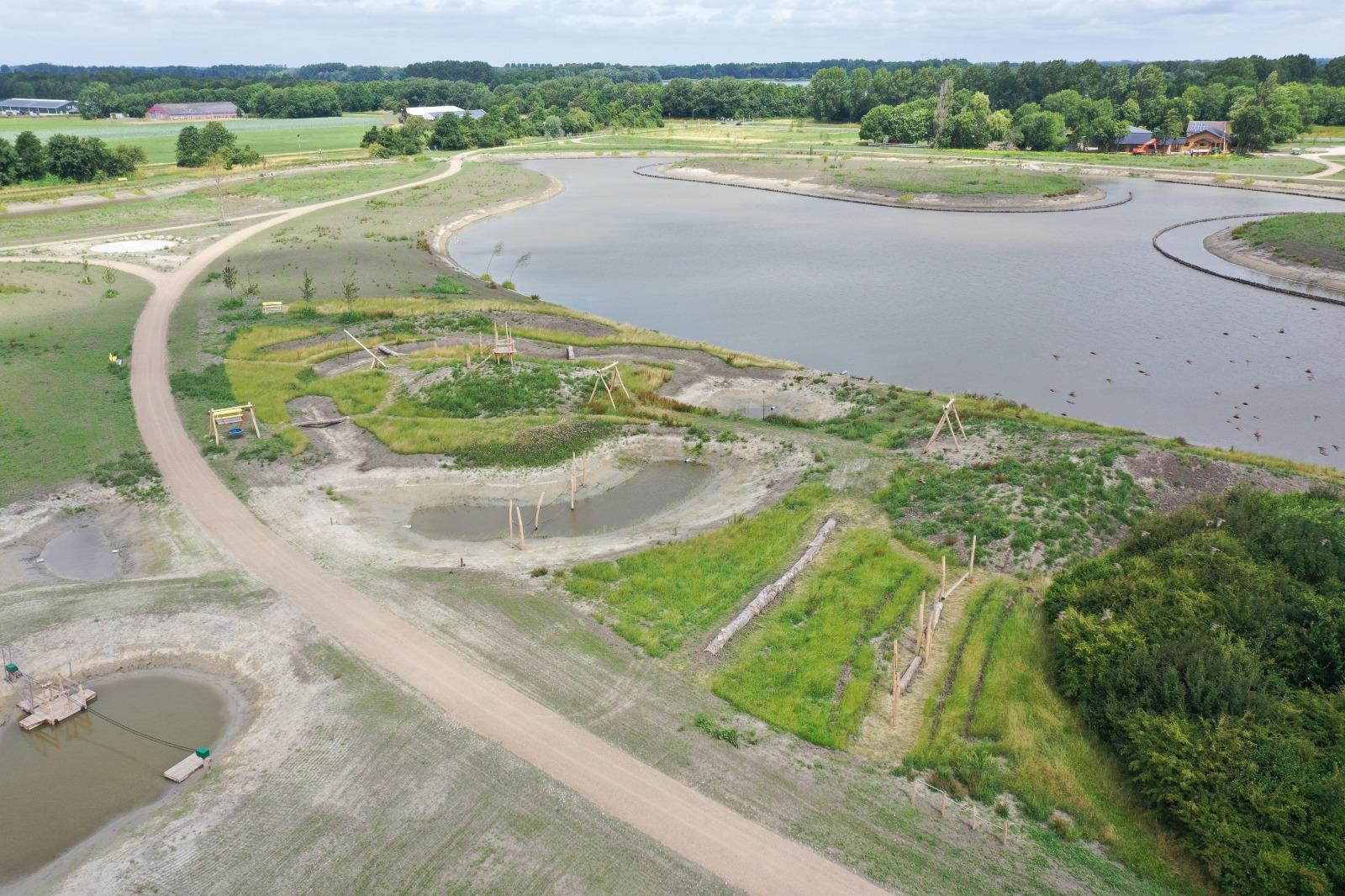 Realisatie van Alkmaars natuurpark Geestmerloo, 24 hectare glooiend groen met natuurbegraafplaats, is kwestie van lange adem geweest