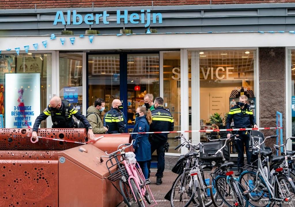Haagse AH-medewerkers niet in levensgevaar geweest na steekpartij