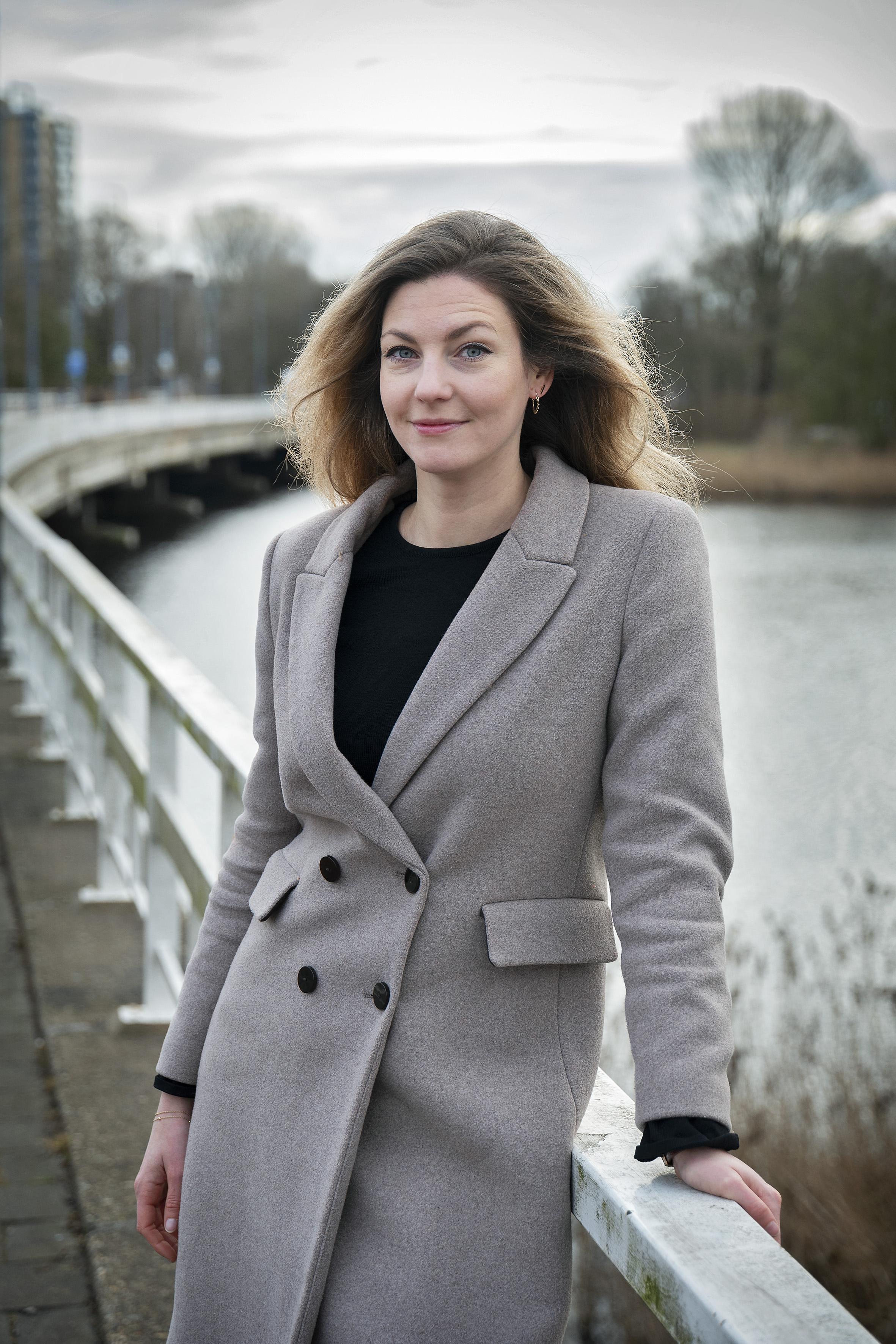 Lenna Vromans uit Heemstede is kandidaat voor de PvdA: 'Het maakt verschil uit waar je wieg staat. In Heemstede en Schalkwijk hebben kinderen geen gelijke kansen'