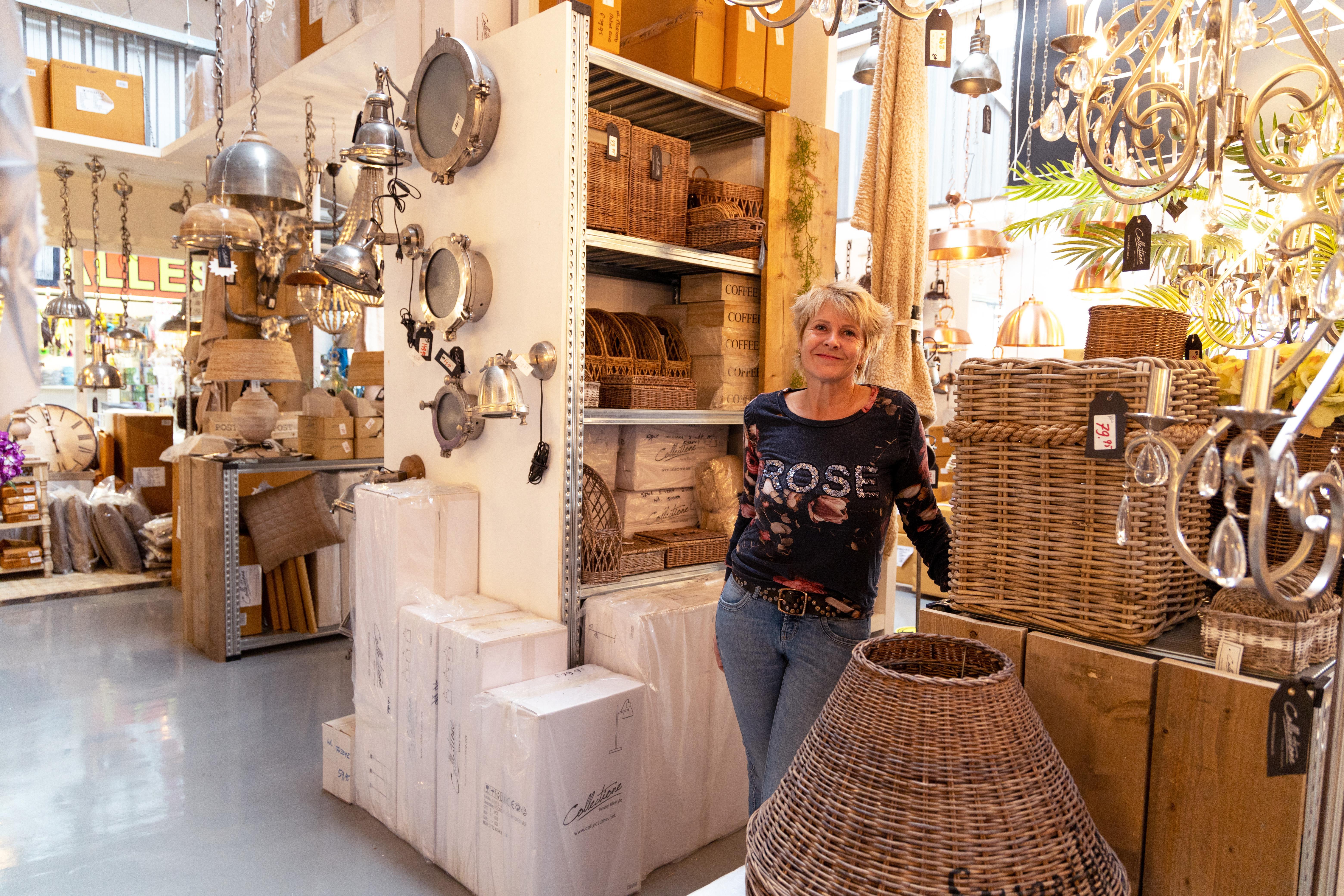 Woonwinkel Casa Bella al 29 jaar trouw aan Beverwijkse Bazaar