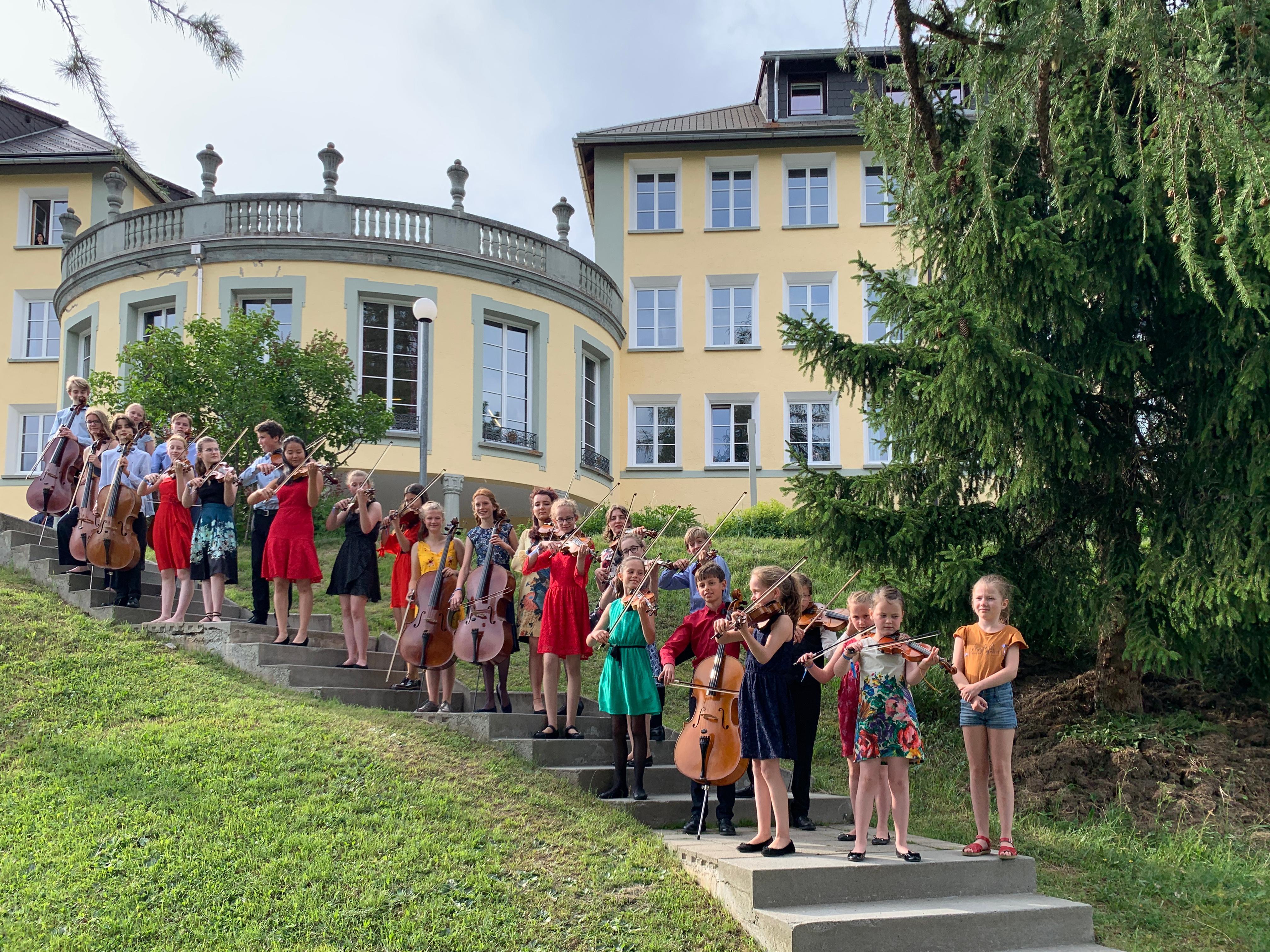 Recensie: De jeugd heeft bij Fancy Fiddlers de toekomst