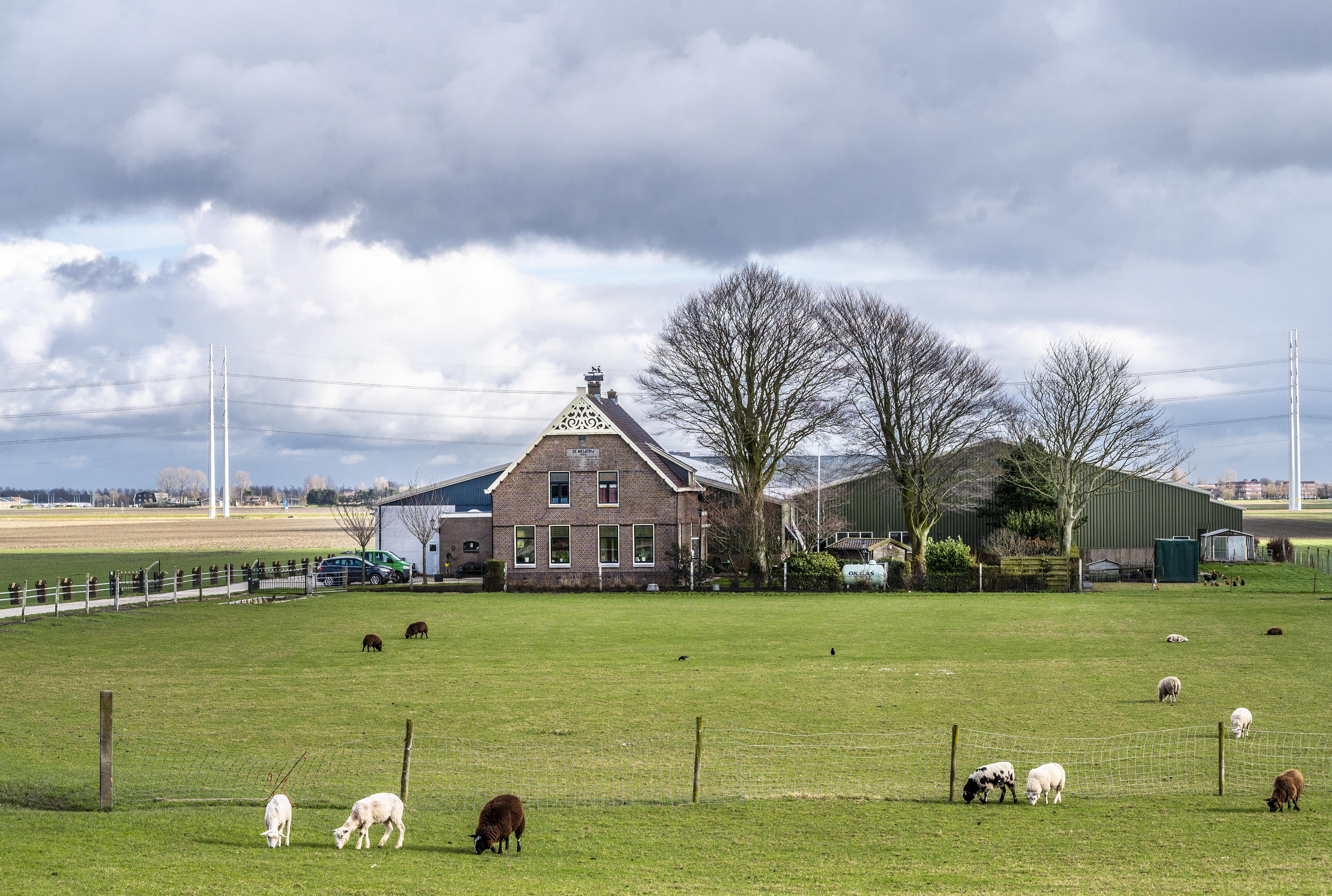 Van een kerk tot een bollenschuur en een melkhuisje. Tien monumenten in Haarlemmermeer vertellen het verhaal van de Ringdijk en Ringvaart