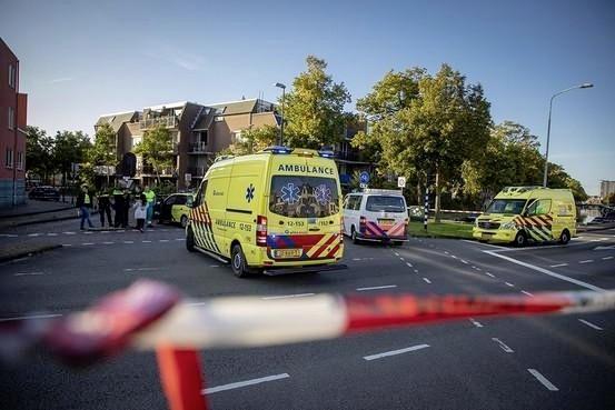 'In de val gelokt door Haarlemse ex', man (46) gestoken met stanleymes en geslagen met stalen pijp