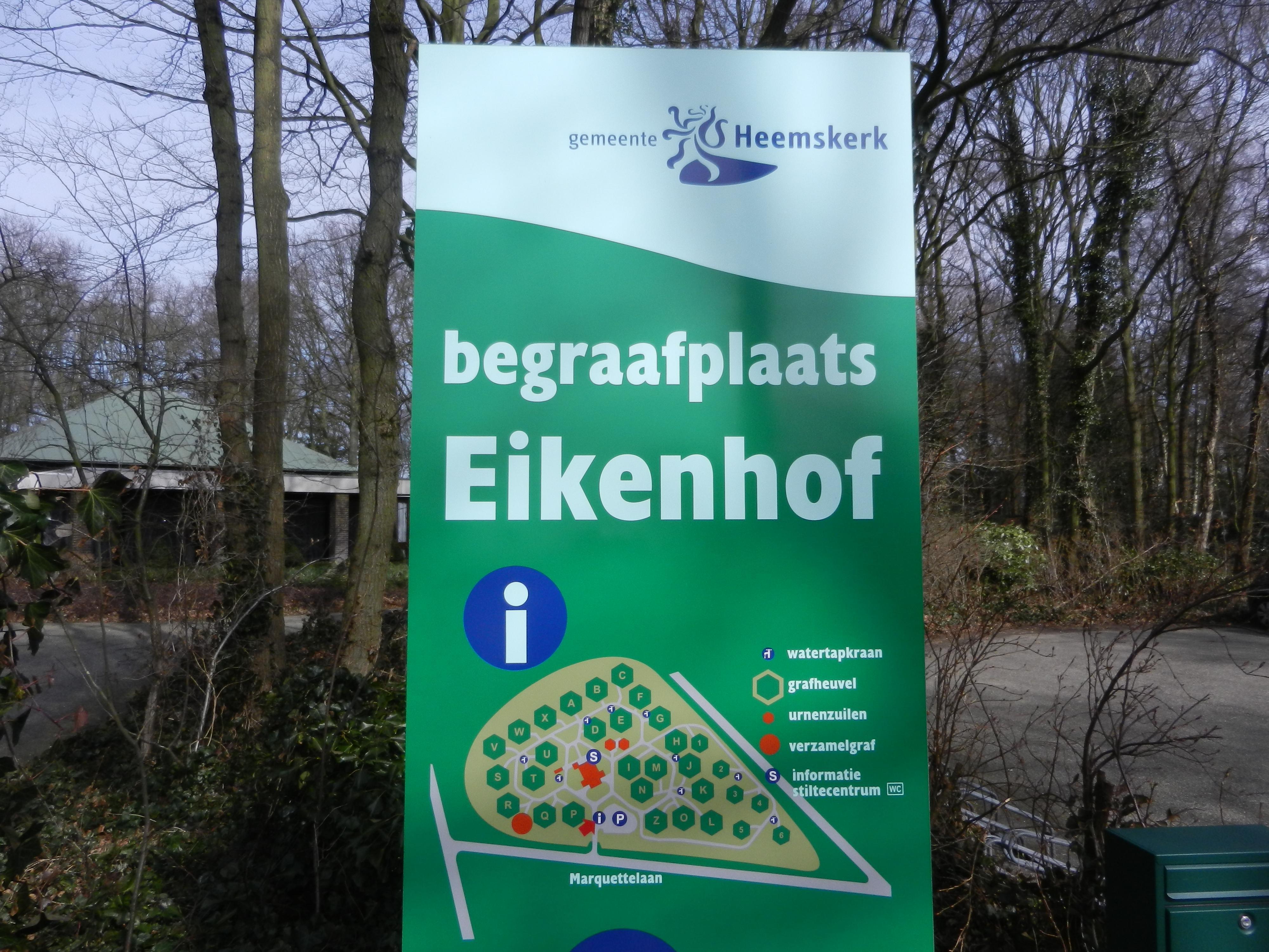 Maximaal honderd woningen mogelijk op Eikenhof 2 in Heemskerk. 'Compacte bebouwing, dan houden we zoveel groen in het gebied over'