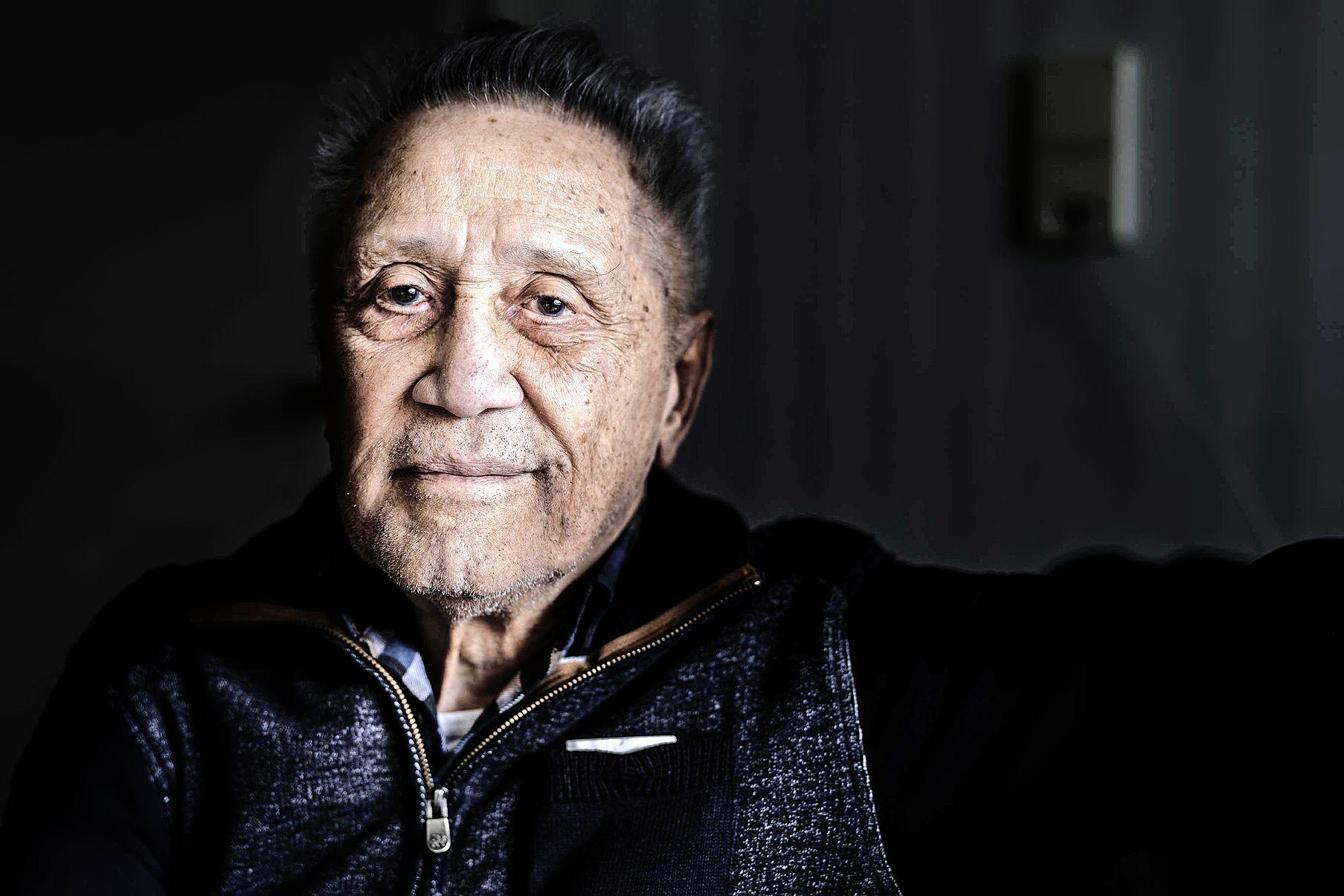 In memoriam Camille Stritzko (1926-2021): bescheiden Katwijkse oorlogsheld die voor zijn overleden maten op de voorgrond trad