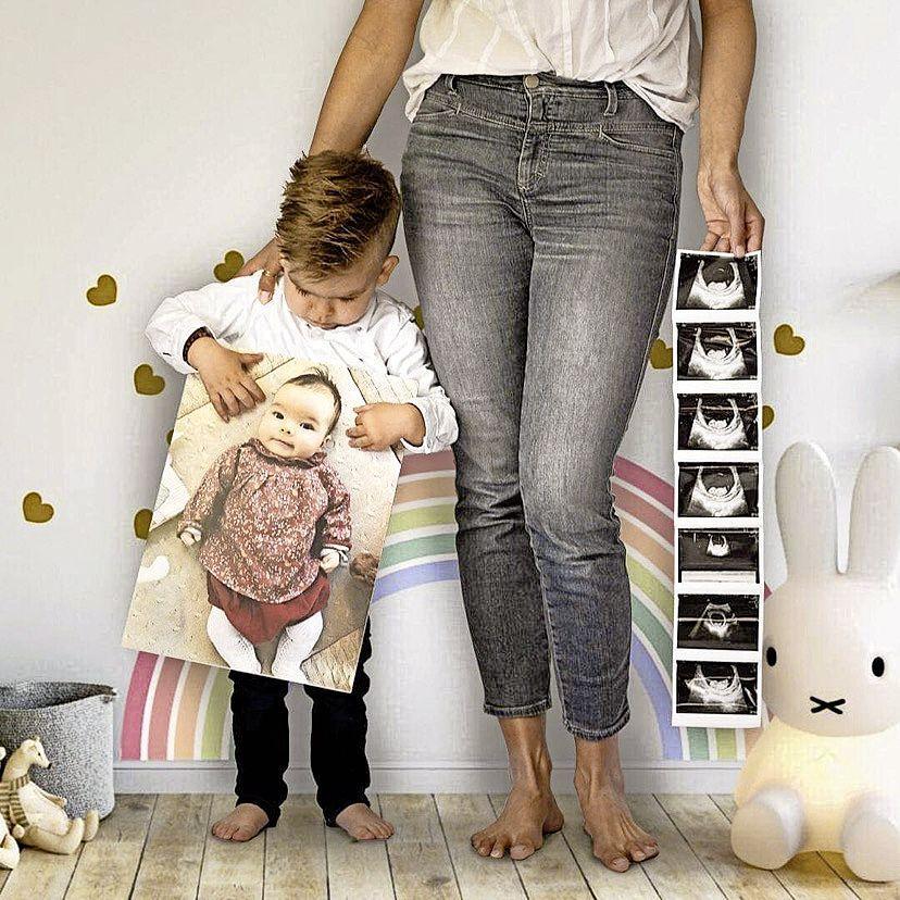 Jan Dulles en Caroline verwachten opnieuw een kindje, het gevoel is dubbel: 'Er gaat geen uur voorbij dat we niet aan Donna denken'