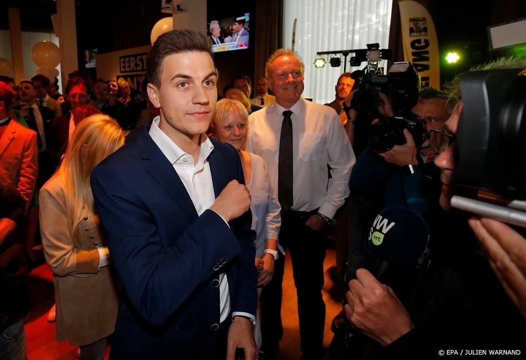 OM wil extreemrechts Belgisch Kamerlid vervolgen