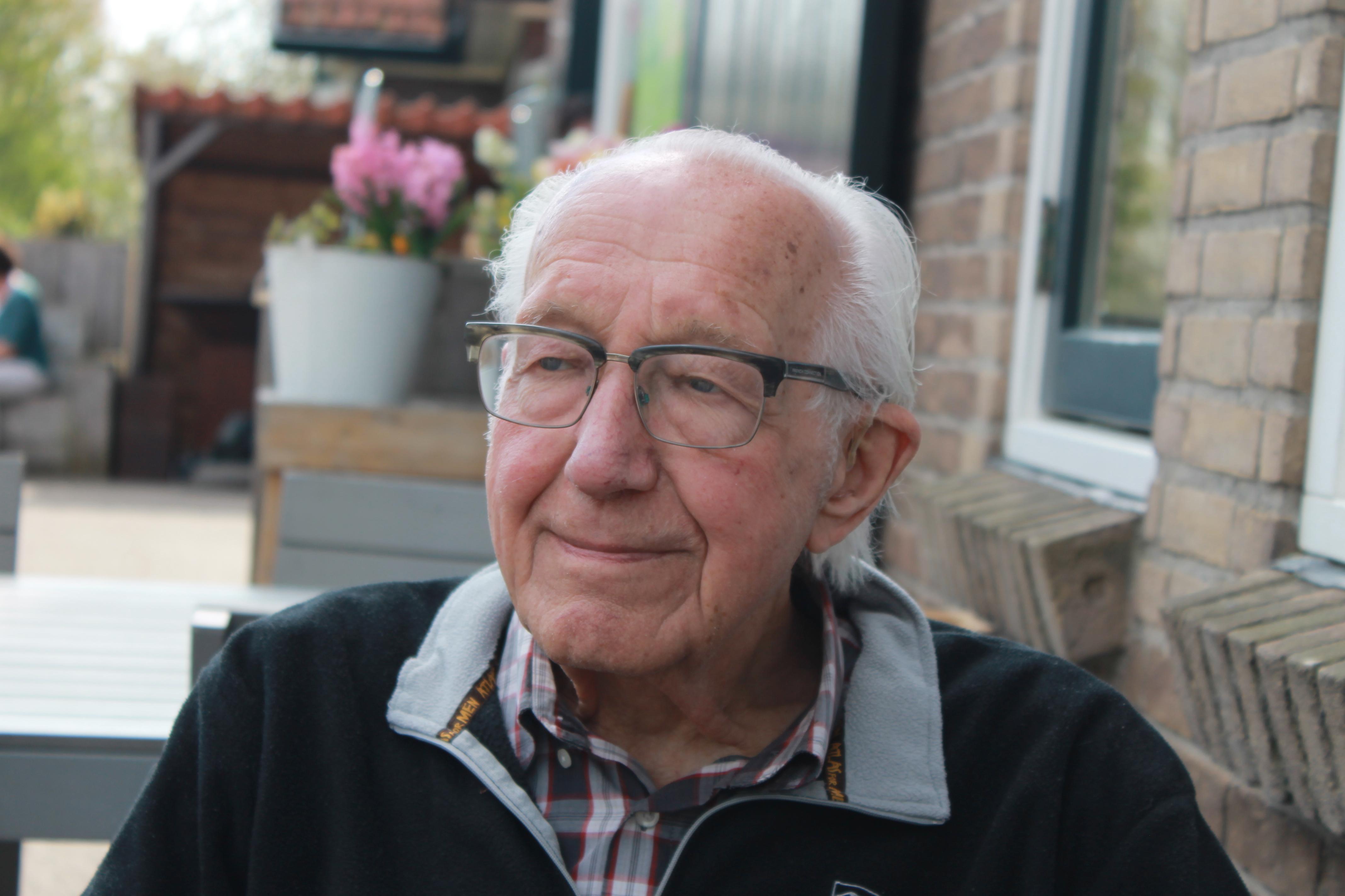 Jan de Jong (1928-2020): Friese boerenzoon brengt het verleden van Haarlem in kaart