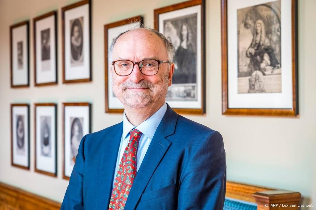 Ook FVD-senator Paul Cliteur, mentor van Baudet, stapt op