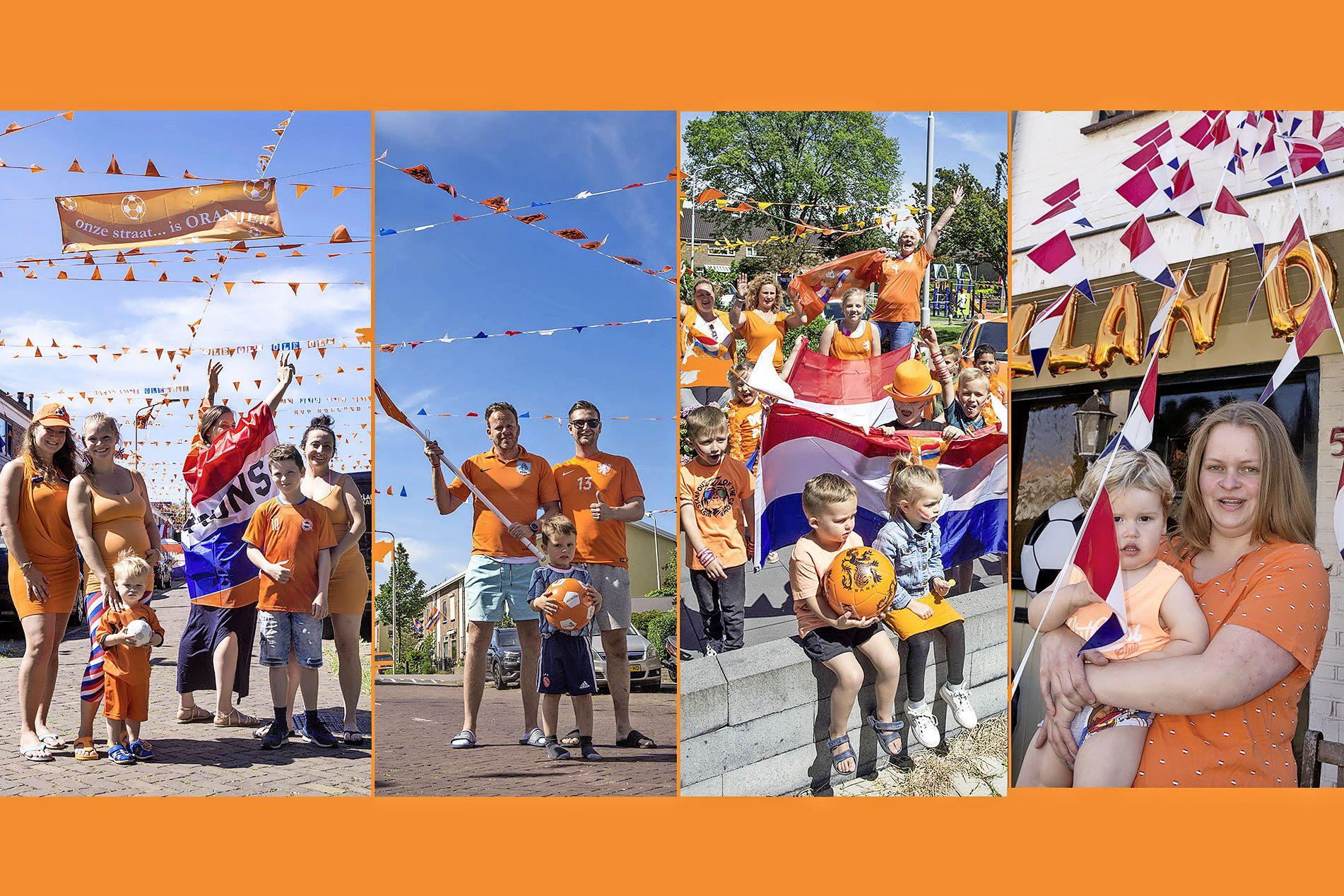 Hoezo nog geen Oranjekoorts? 'Wij juichen voor Oranje!'