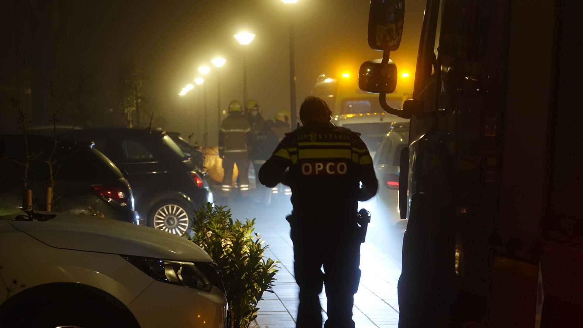 'Koolmonoxidevergiftiging' Zwaag was loos alarm