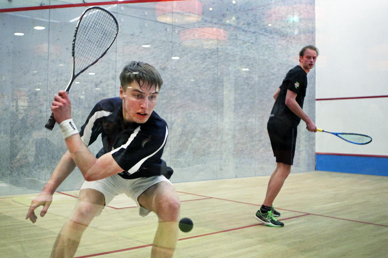 Squashers van Max maken na faillissement van Beverwijkse sportschool doorstart in Heemskerk. De nieuwe vereniging heeft meteen titelambities