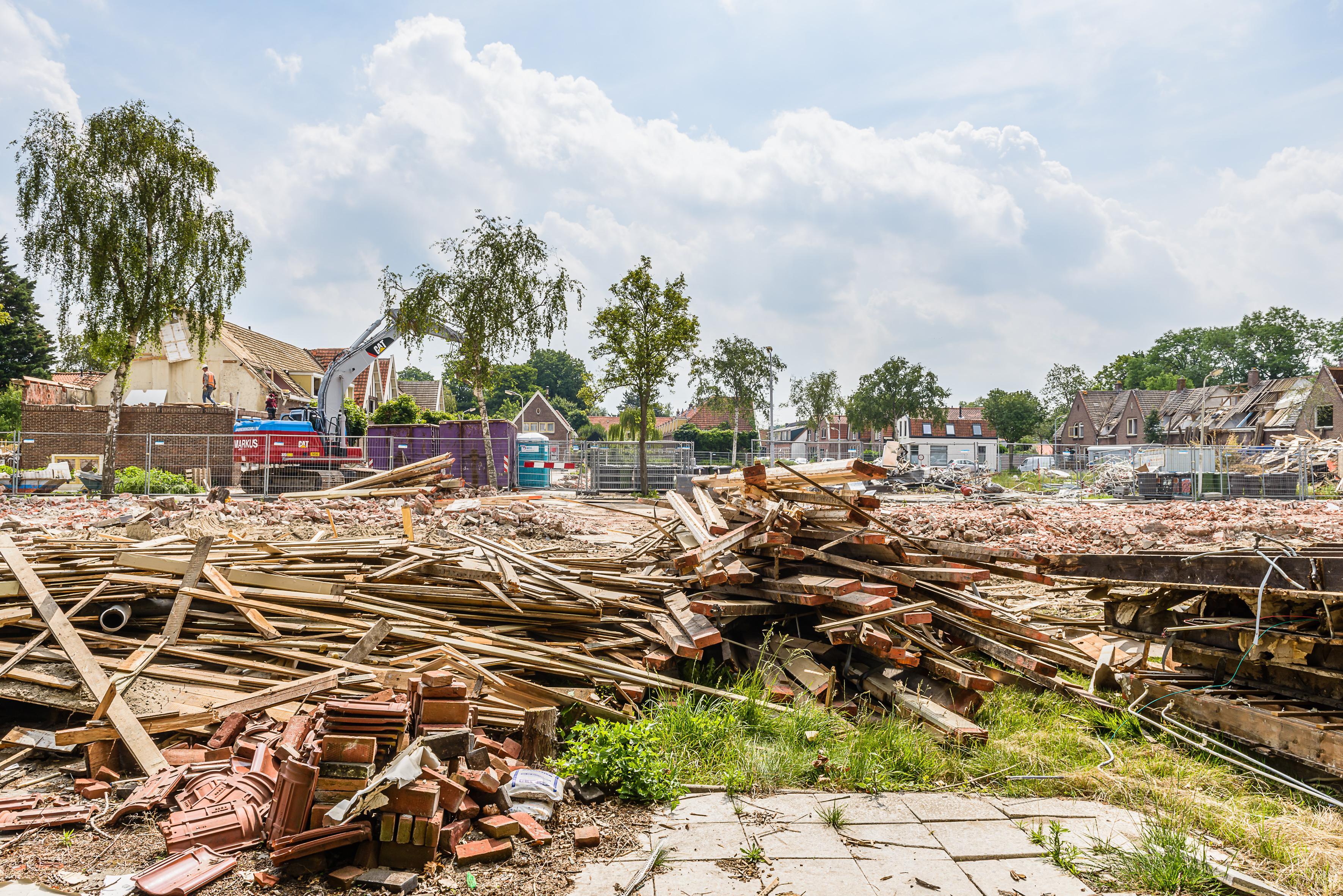 Woningcorporaties in Zaanstad willen af van eindeloos behoud van erfgoed