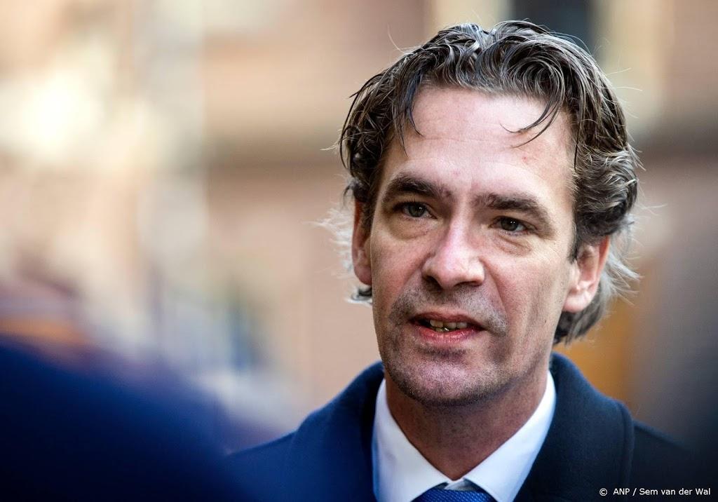 Van 't Wout volgt Wiebes op als minister Economische Zaken