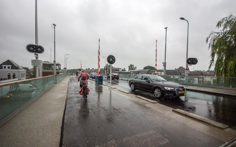 Koningin Julianabrug in Alphen aan den Rijn gaat een dag dicht
