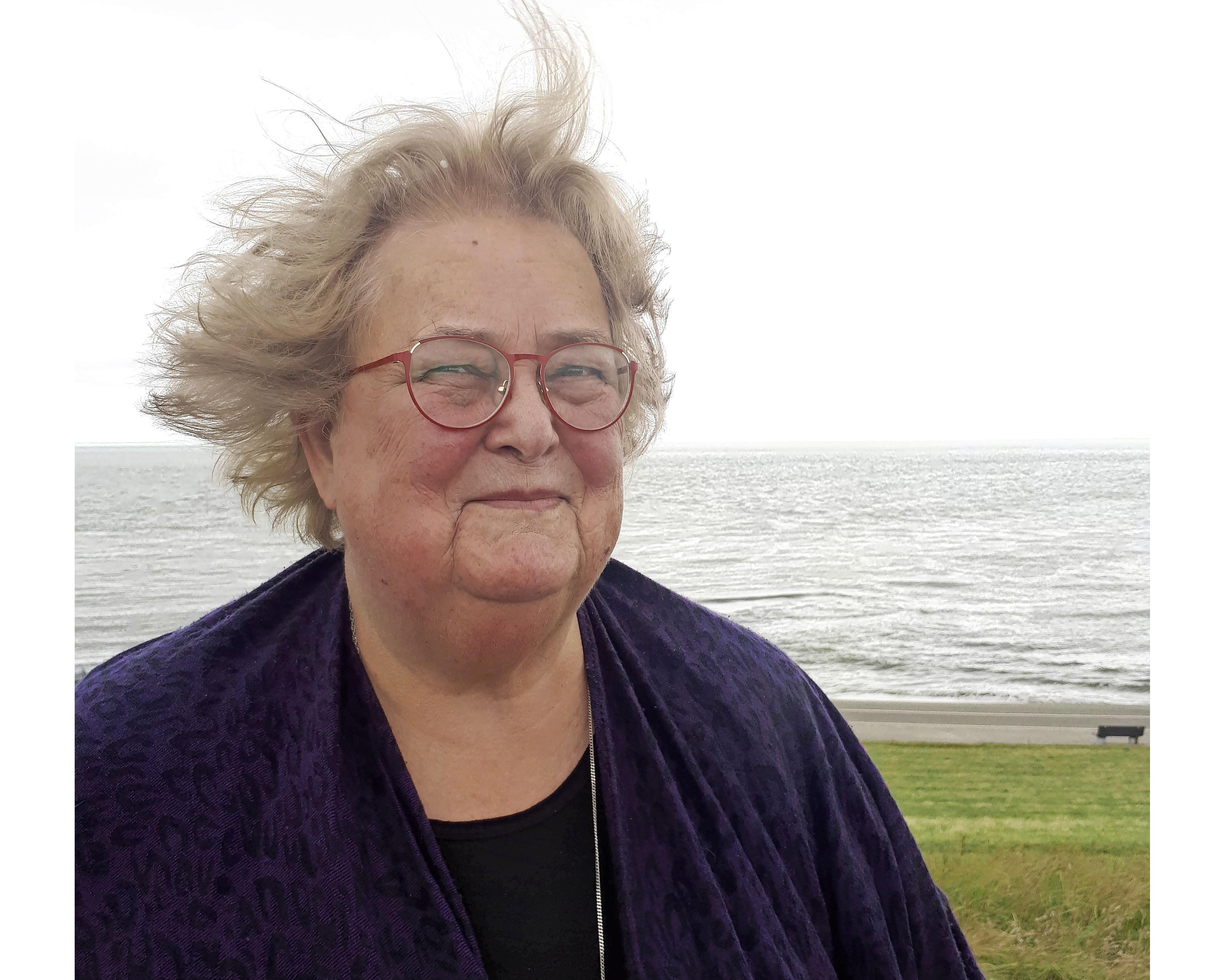 Liesbeth de Jong houdt van Den Helder en de mensen: 'Iedereen doet het hier samen'