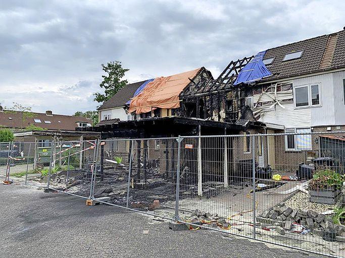 Bijna alle slachtoffers woningbrand Zwaag hebben nu tijdelijk huis; 'Ik kom hier tot rust, maar hoofd zit nog vol'