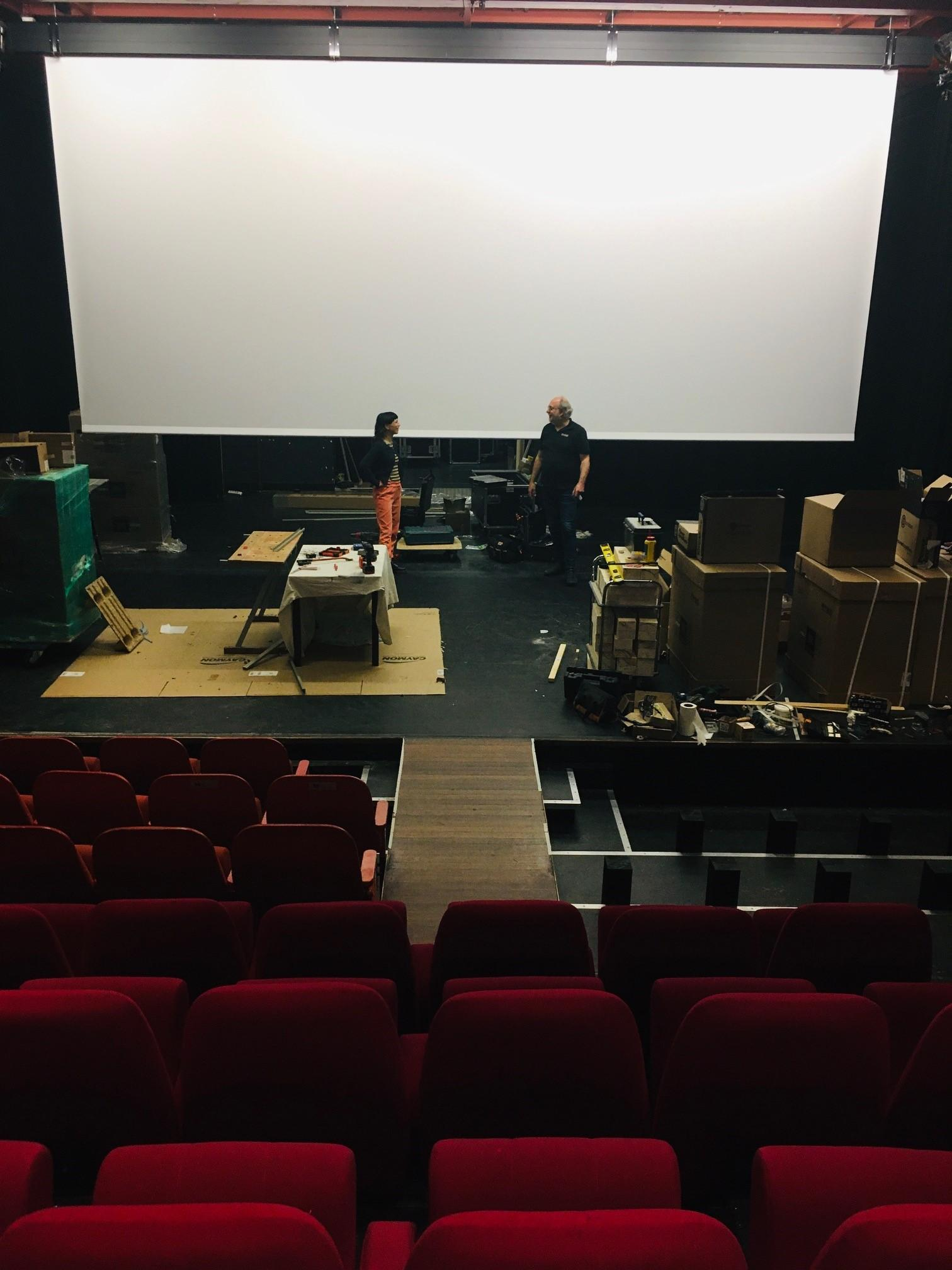 Parkvilla ontvangt 10.000 euro van Fonds Alphen voor filmvertoningen in theaterzaal