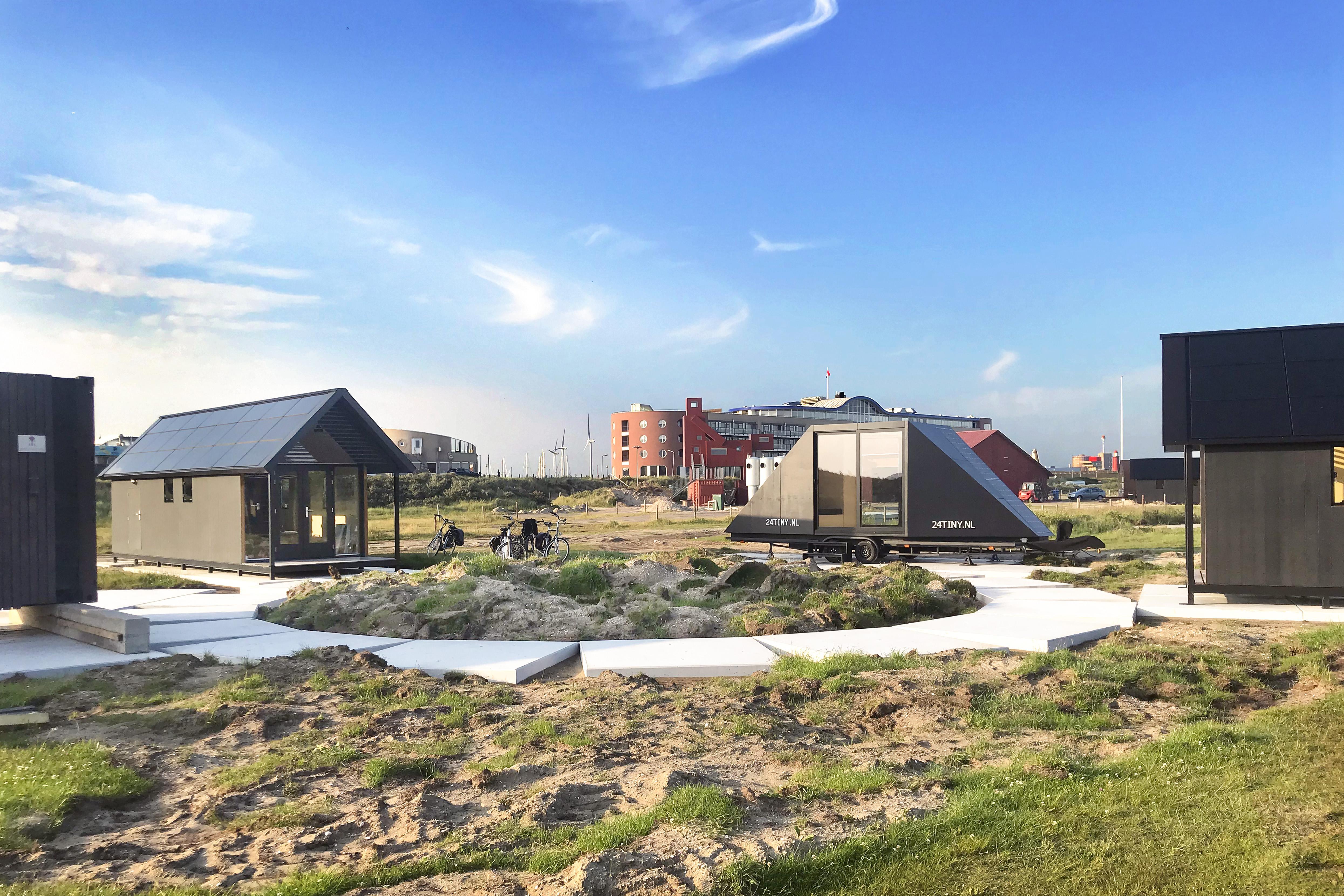 Tinyhouses mogen nu ook in Haarlemmermeer, mede dankzij actie van raadslid Christenunie-SGP