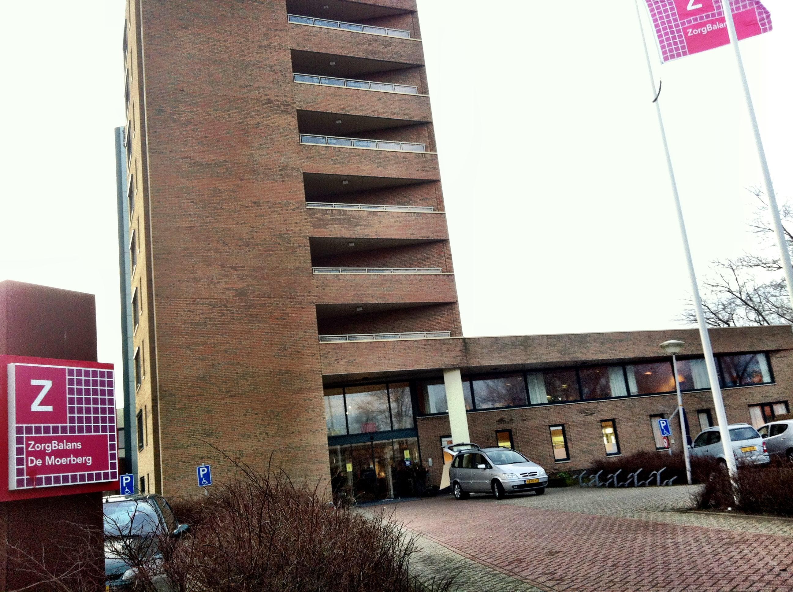 Stuur een kaartje naar personeel van IJmuidens woonzorgcentrum De Moerberg: steun vanwege corona