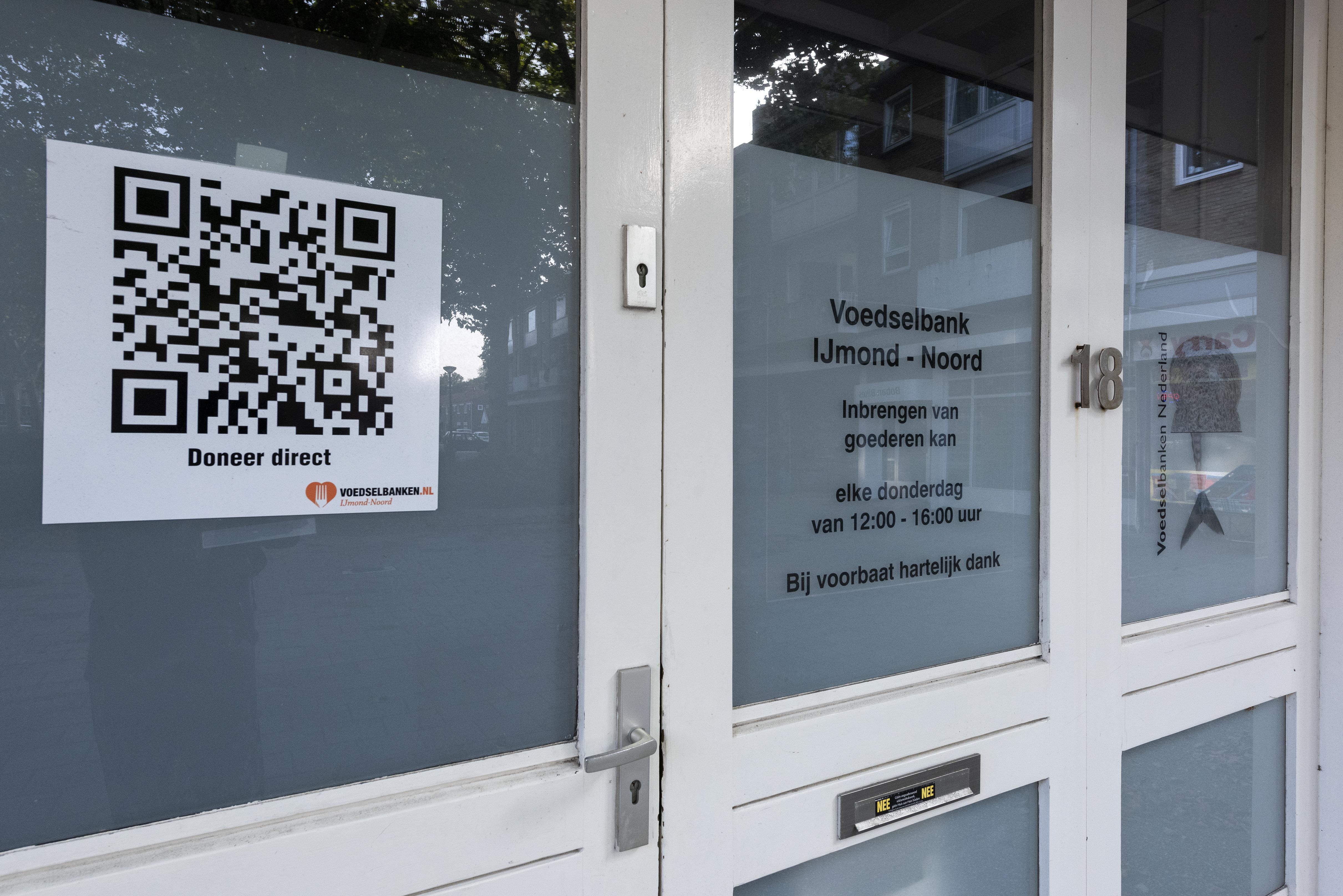 De Voedselbank IJmond-Noord blijft 'strijden' voor gezinnen die het zwaar hebben: 'We willen een bijdrage leveren aan het welzijn van families'