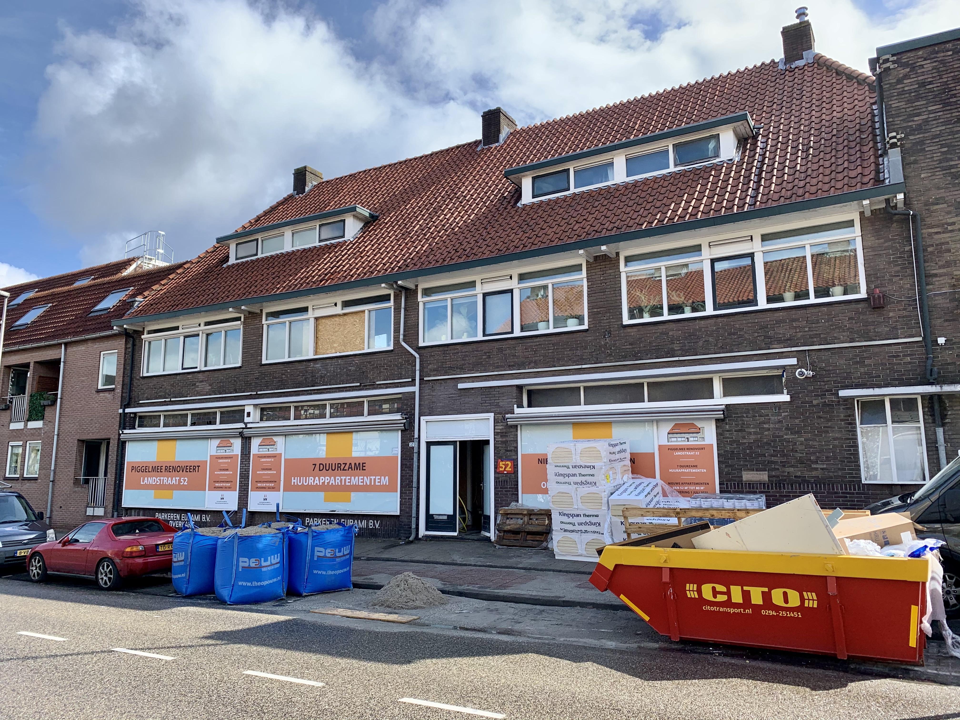 'Ongebruikelijke stap' om advies bezwaarcommissie niet te volgen; Coalitiepartijen stellen vragen over bouw appartementen in Euramipand Bussum