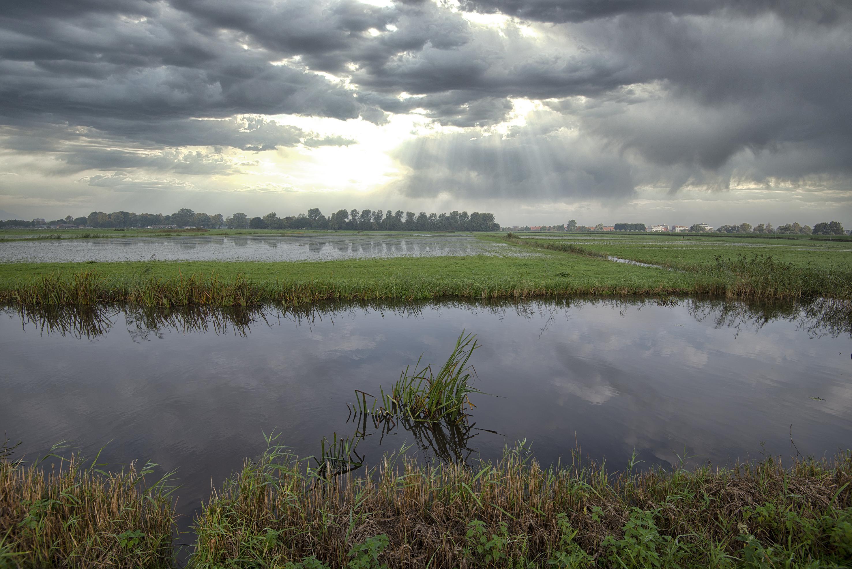 Fietsexcursie rond Spaarndam: vijfduizend jaar terugzien