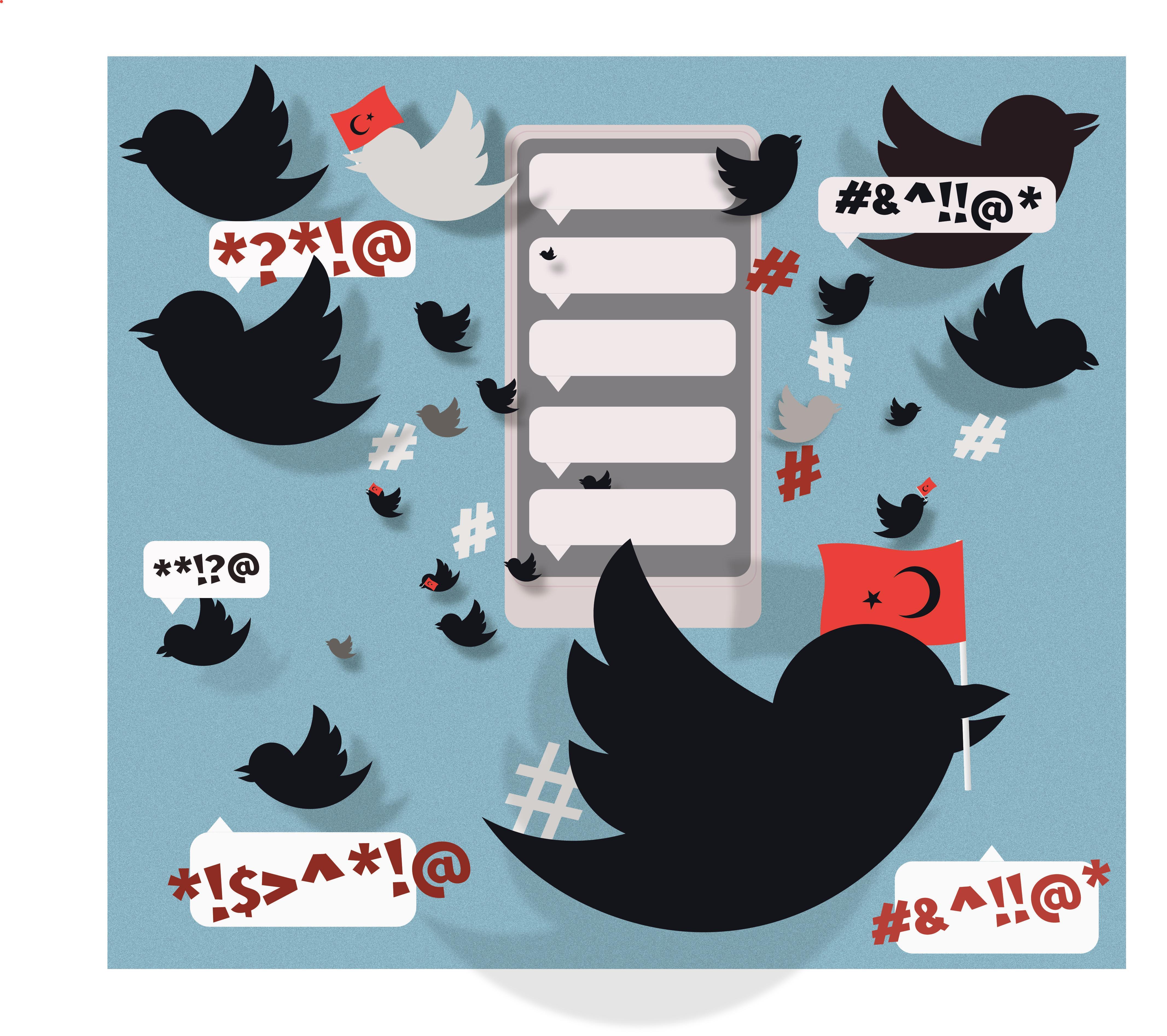 Hoe Turks-nationalistische twittertrollen de PvdA-campagne verstoorden