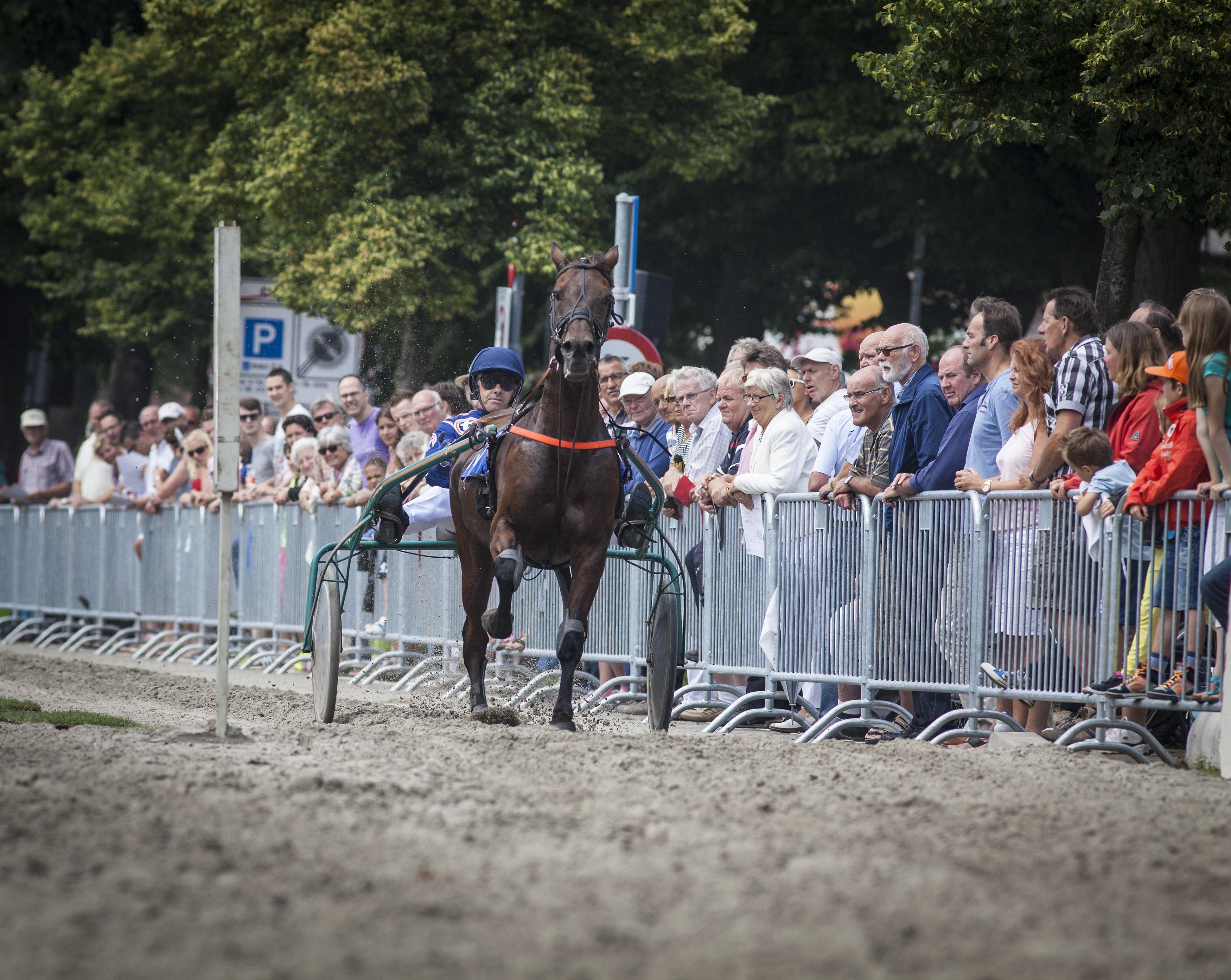 Nederlands Kampioenschap Kortebaandraverij in Hoofddorp uitgesteld tot september