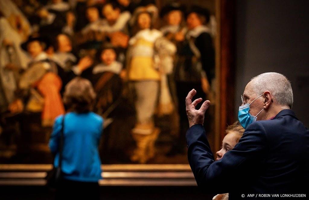 Meerdere musea stellen vanaf woensdag mondkapje verplicht