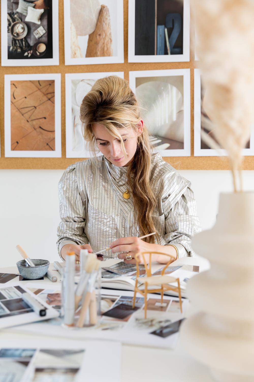 Lissese styliste Liza Wassenaar leeft in de wereld waar ze als kind van droomde